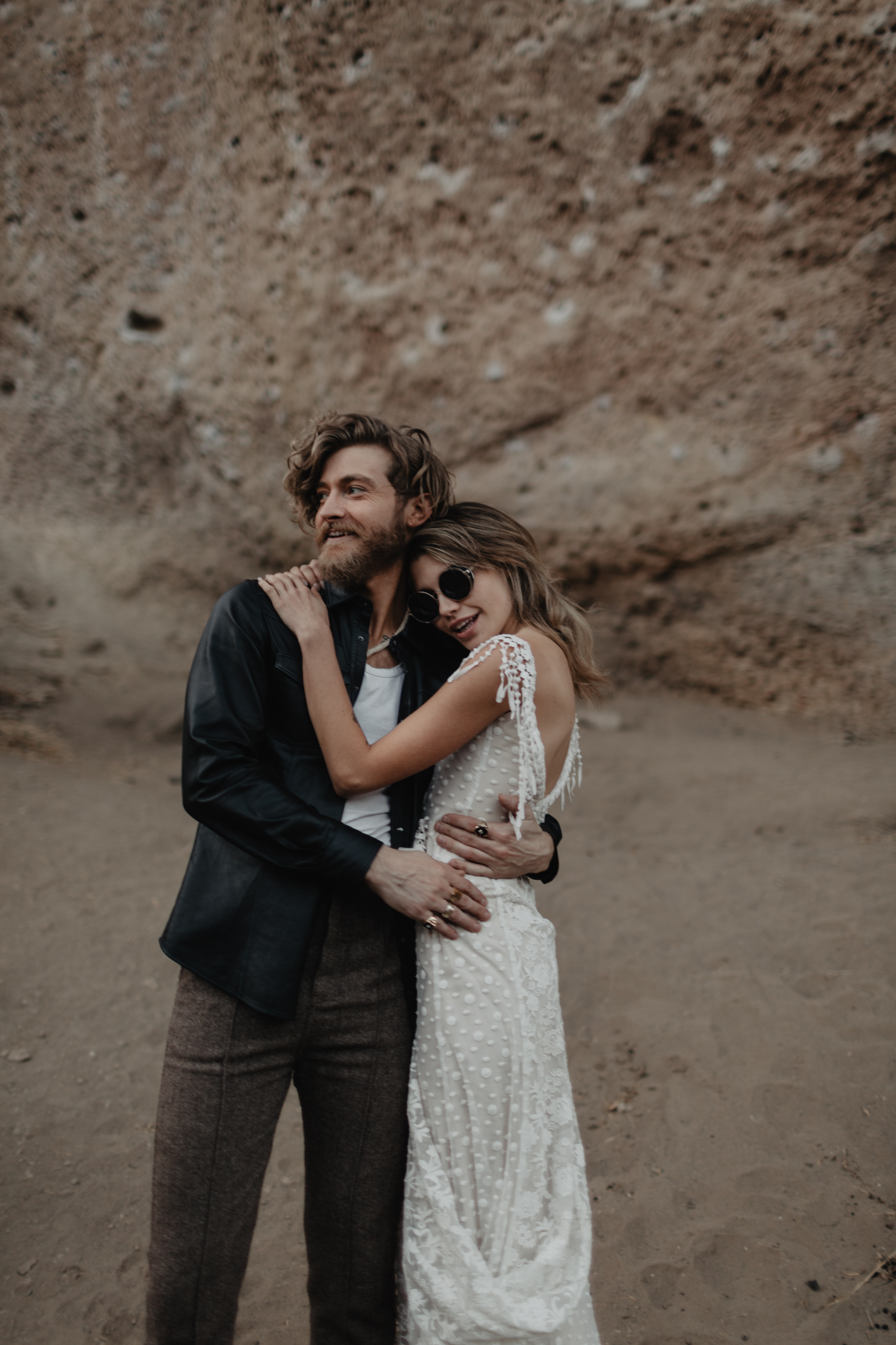 Malibu Creek Elopement | Adventure Wedding Photographer