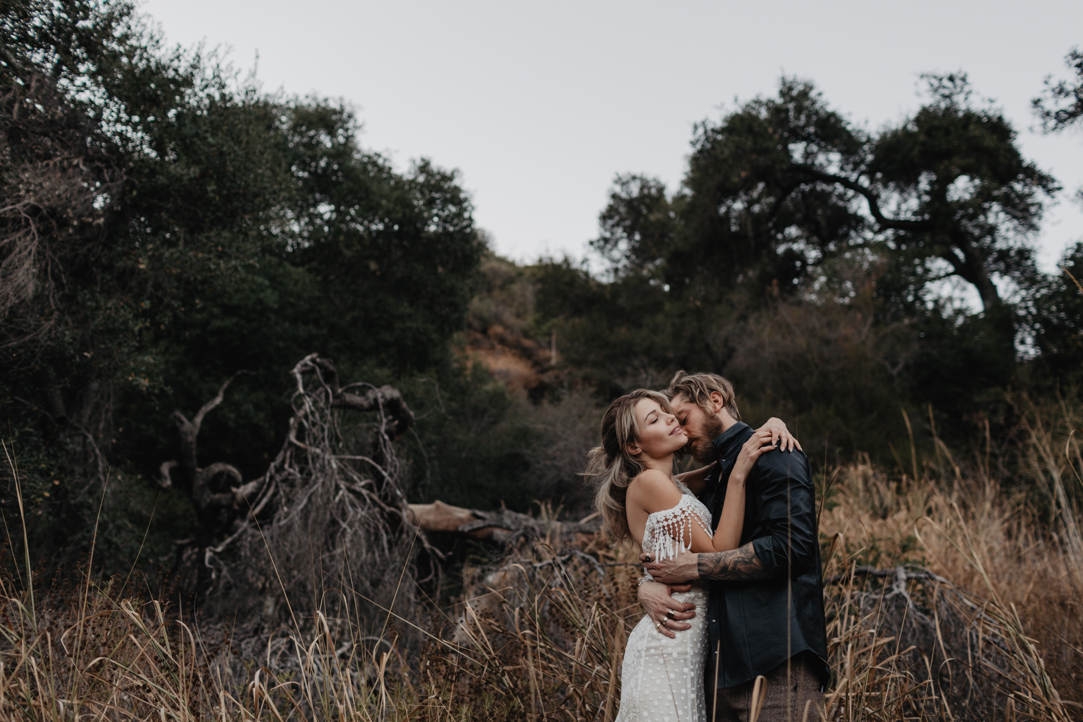 Malibu California Elopement | Adventure Wedding Photographer