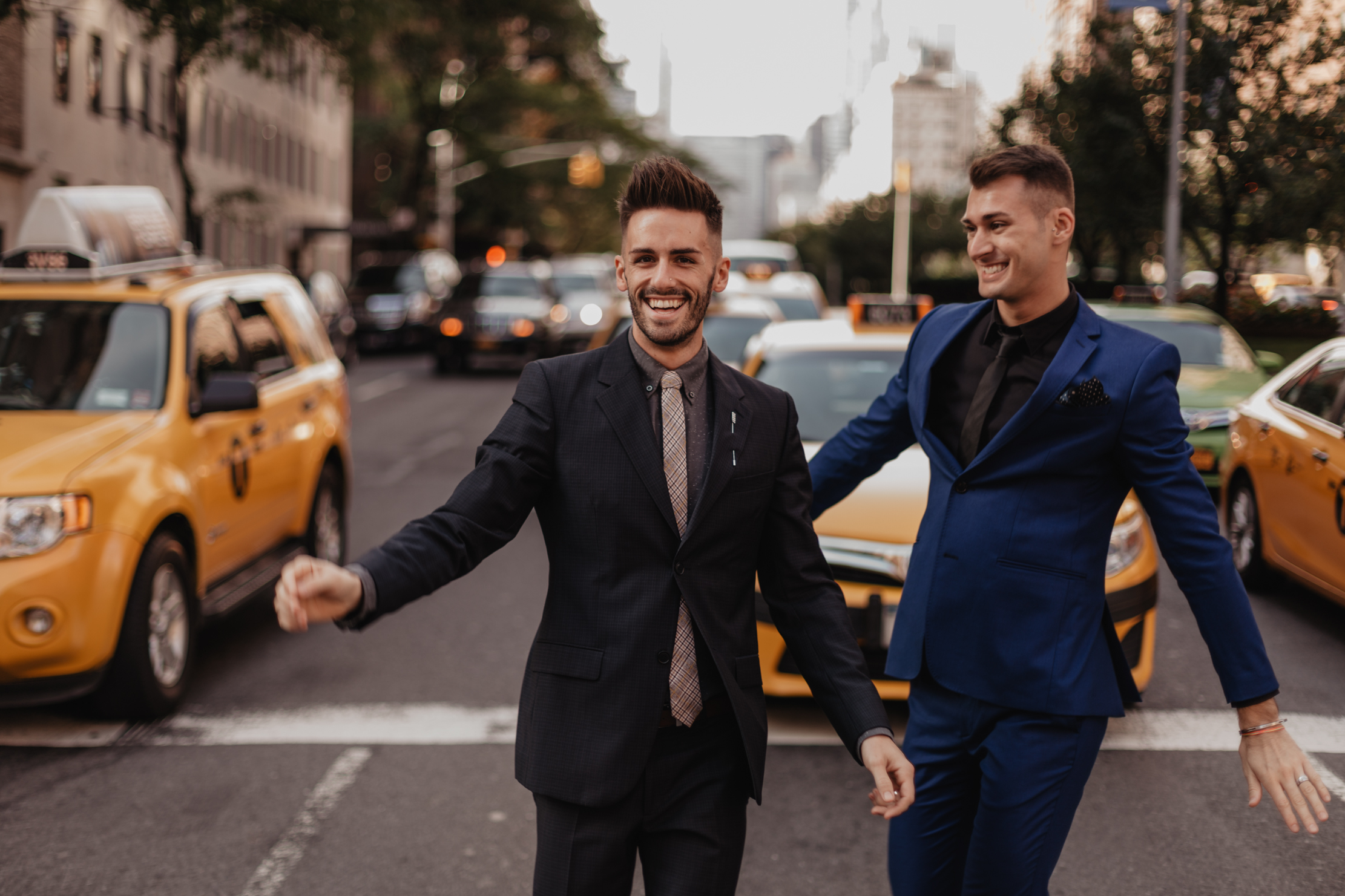 LGBT Elopement NYC | Traveling Wedding Photographer
