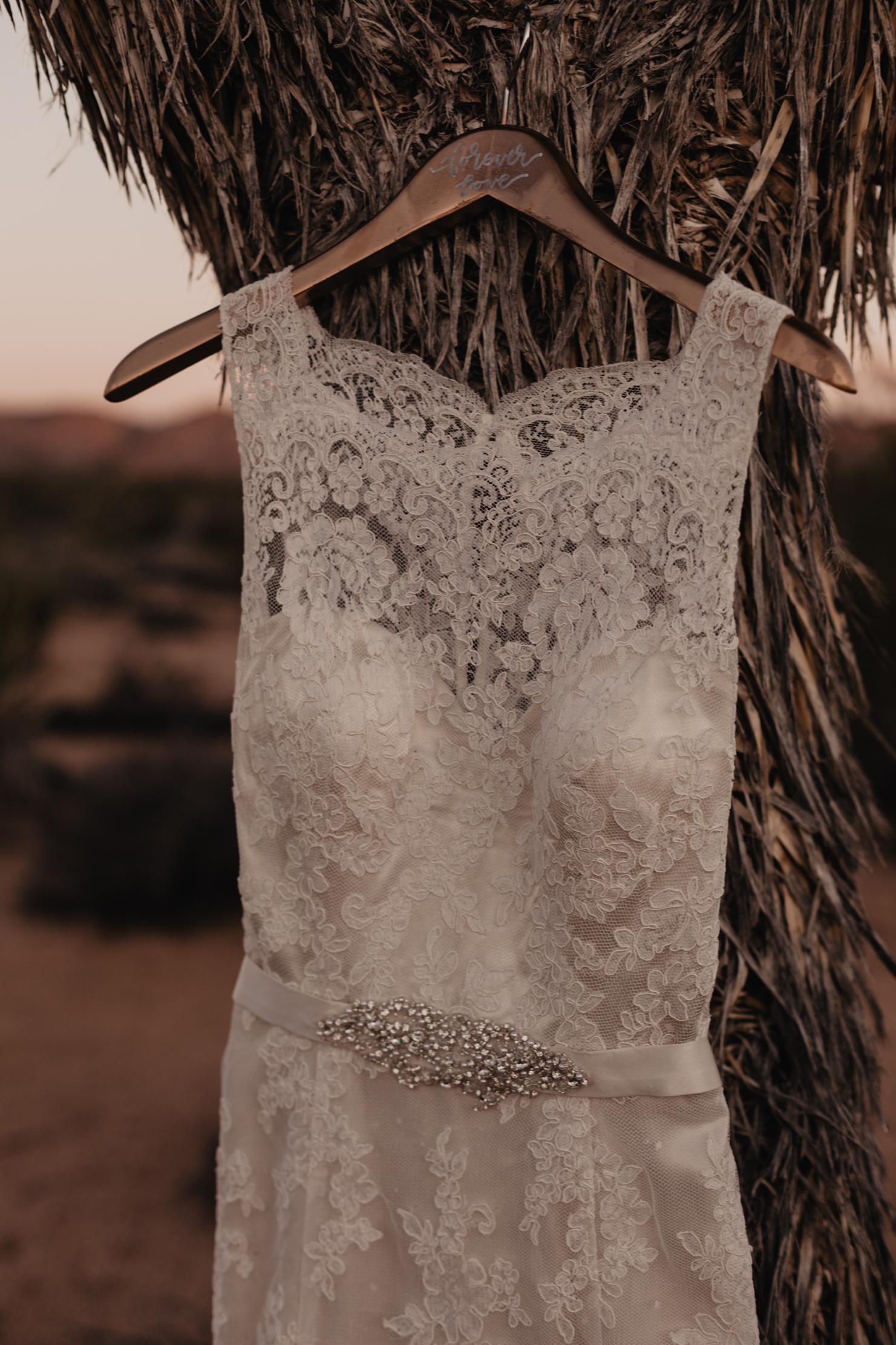 Desert Elopement in Joshua Tree   Adventure Wedding Photographer