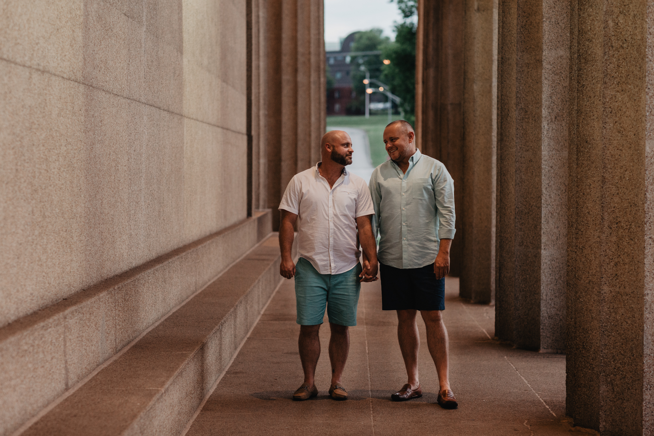 Centennial Park Engagement | Nashville Wedding Photographer
