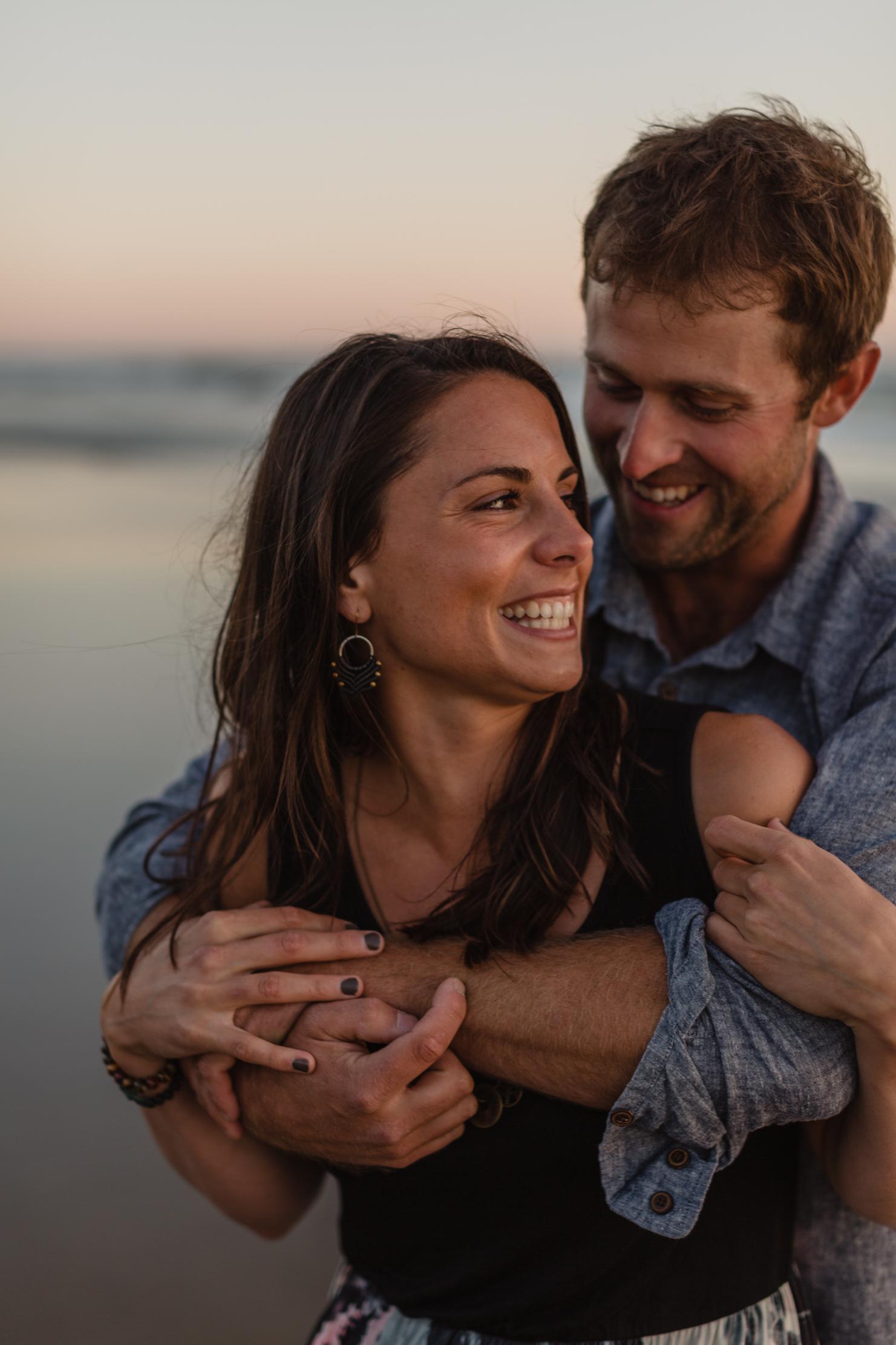 Cannon Beach Oregon Elopement | Adventure Wedding Photographer