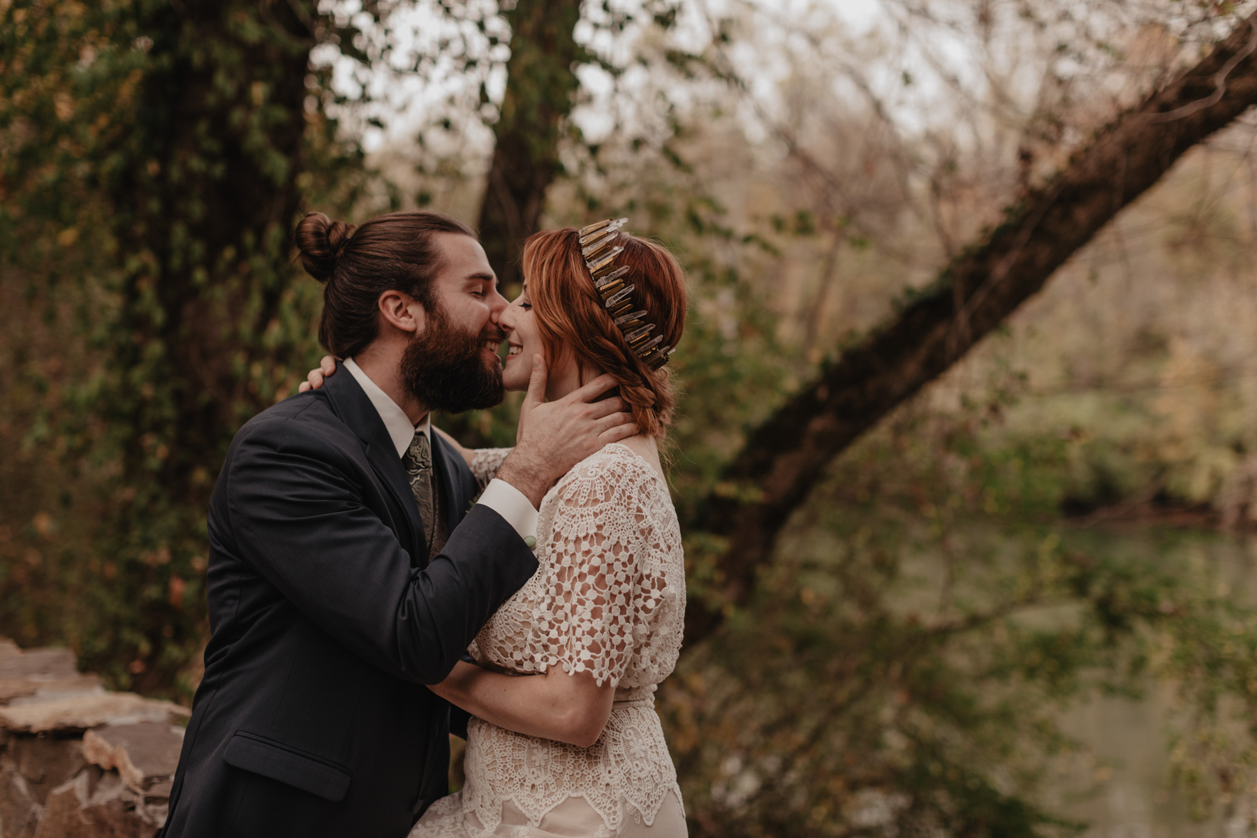 Ijams Nature Center | Knoxville Wedding Photographer
