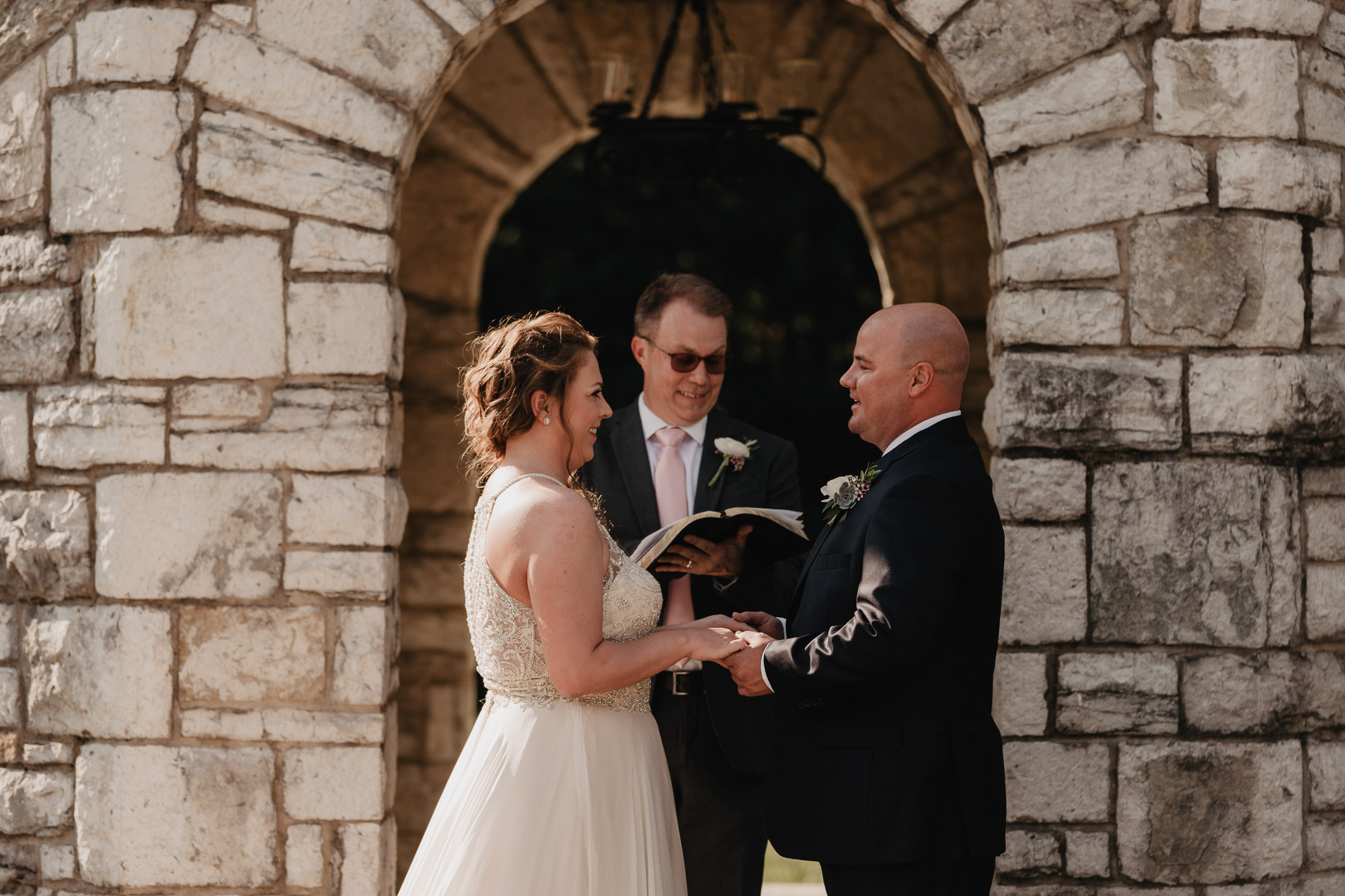 The Kincaid House Wedding