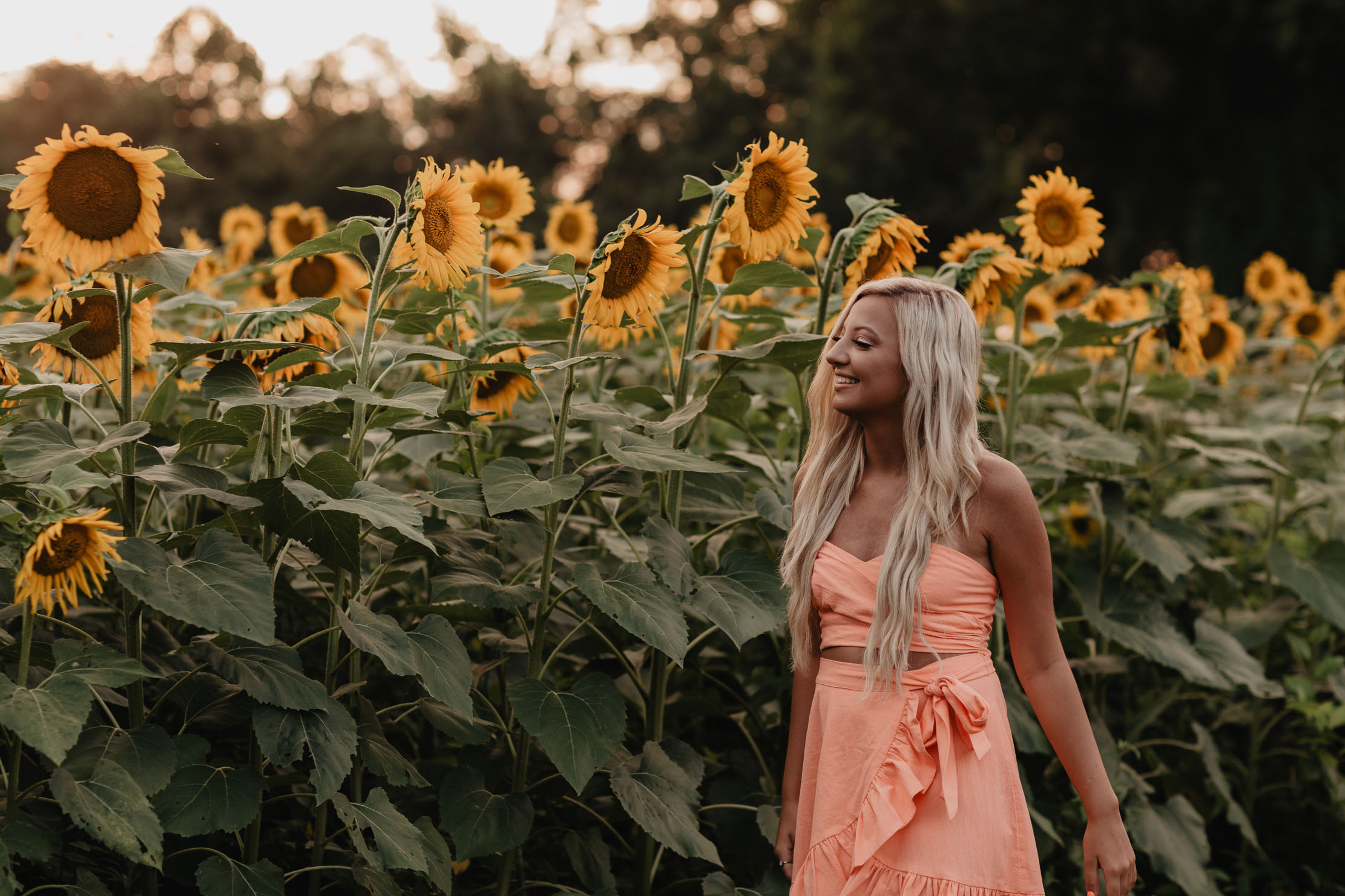Senior Portraits in Knoxville | Magnolia and Ember