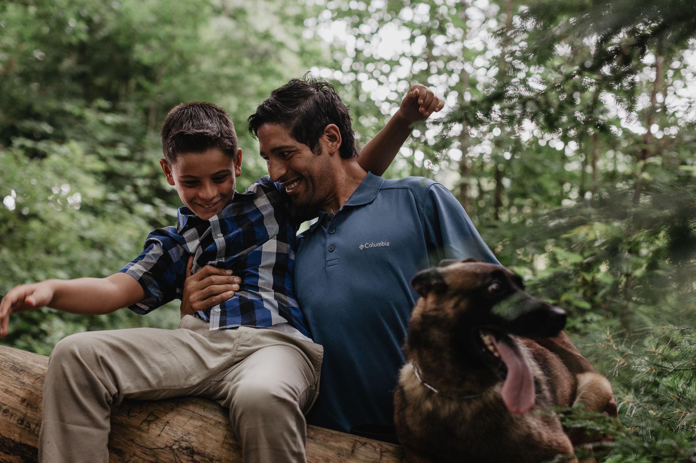 Cades Cove Family Portraits | Smoky Mountains Photographer