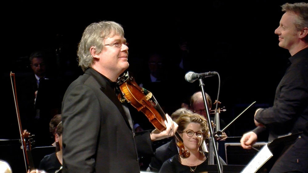 Andy Happel - Violinist
