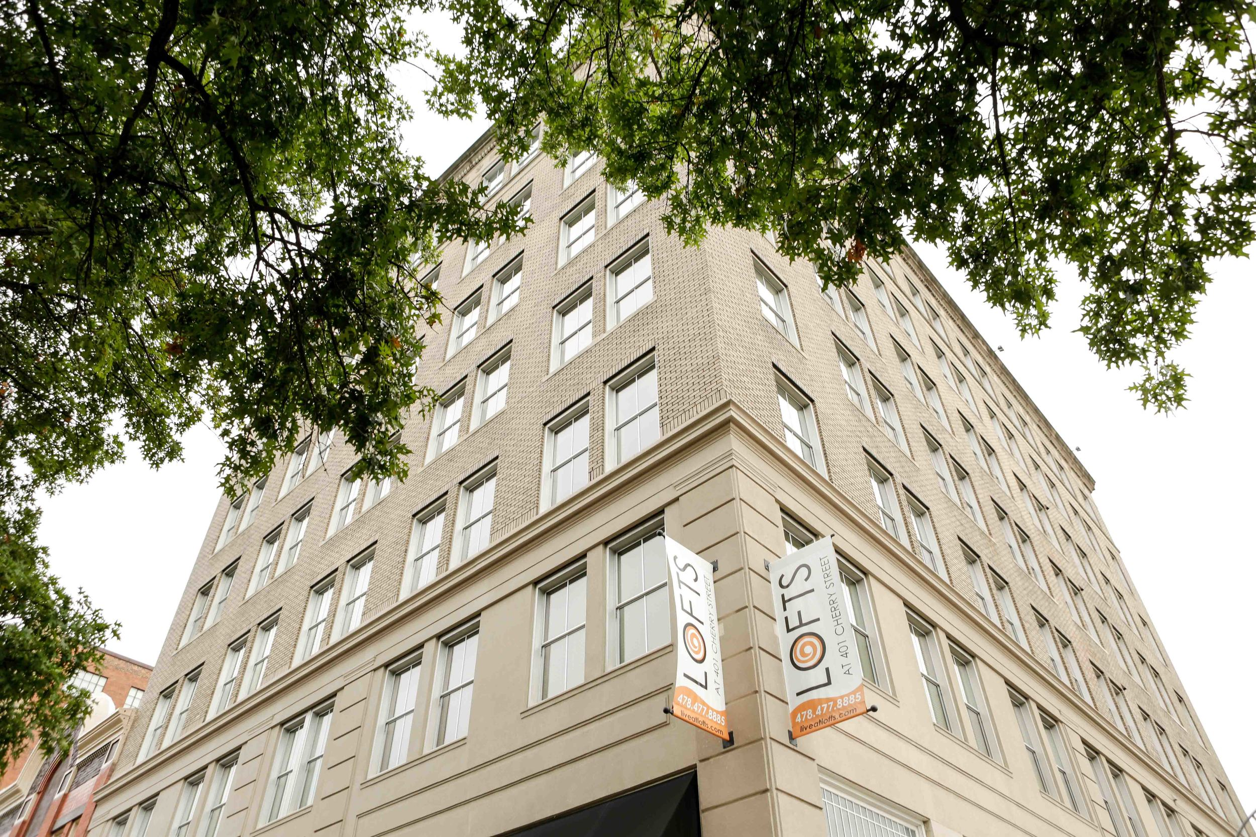 Apartments in Downtown Macon, GA
