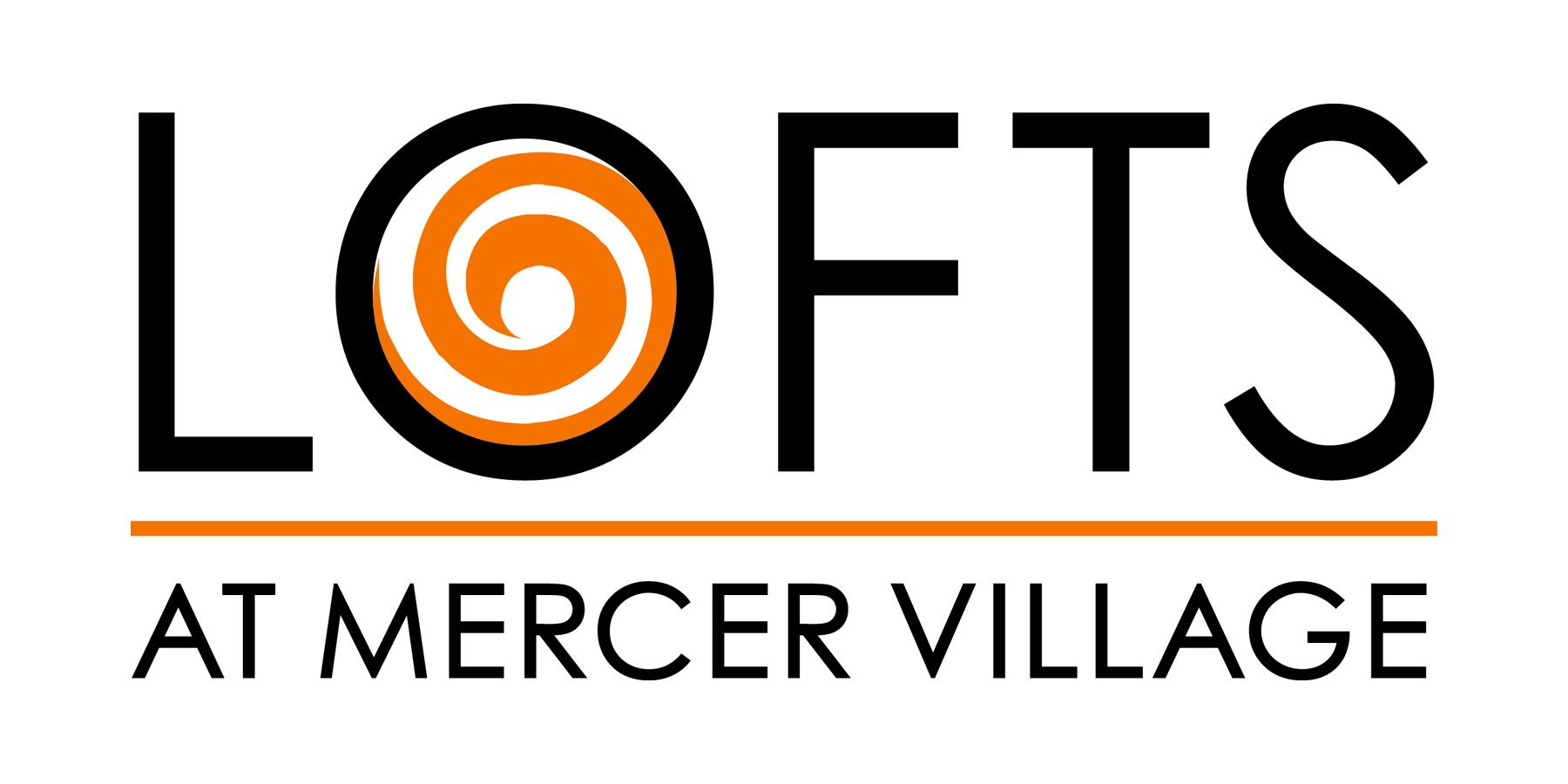 Lofts at Mercer Village logo