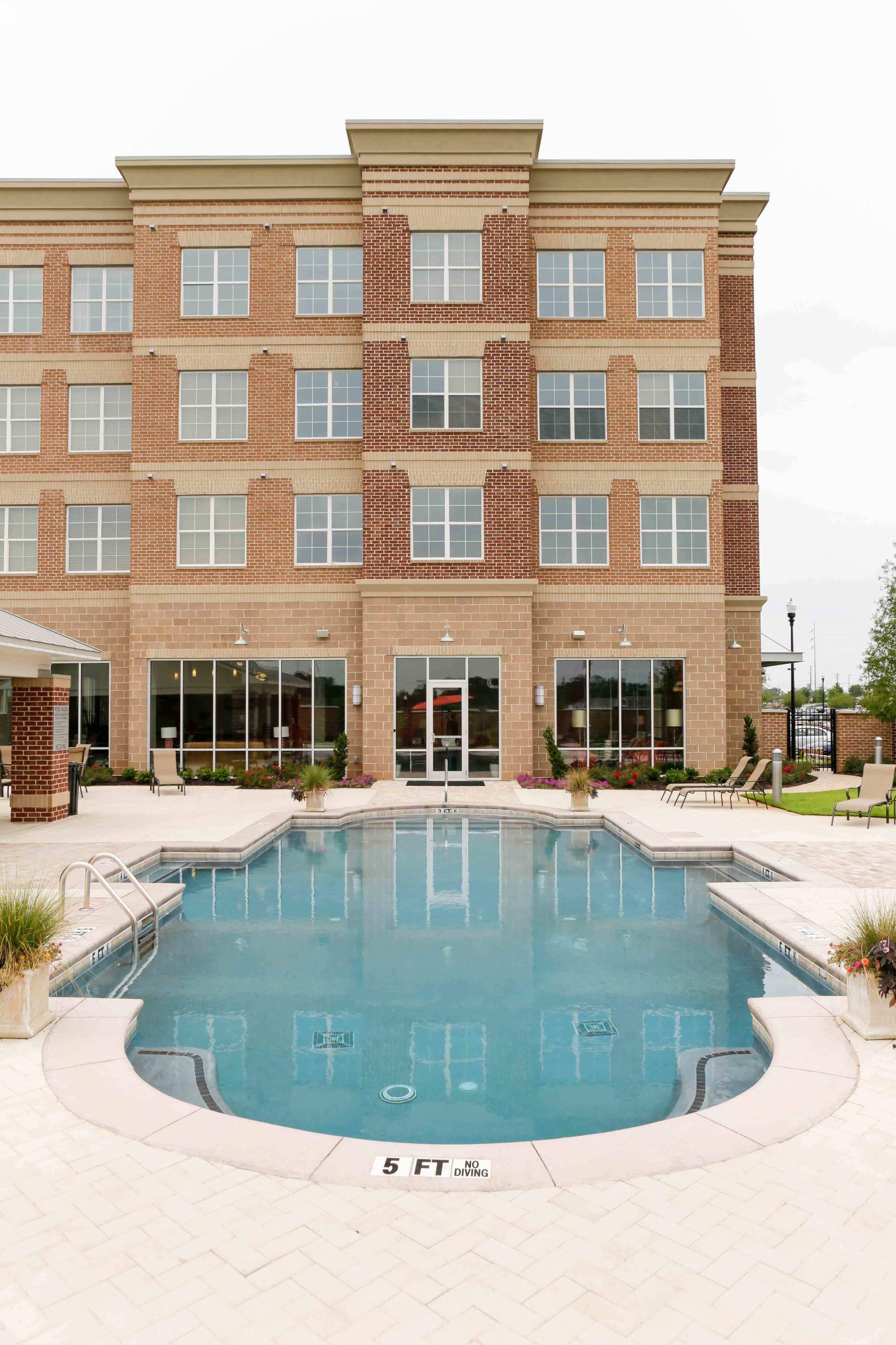 Pool in Macon GA