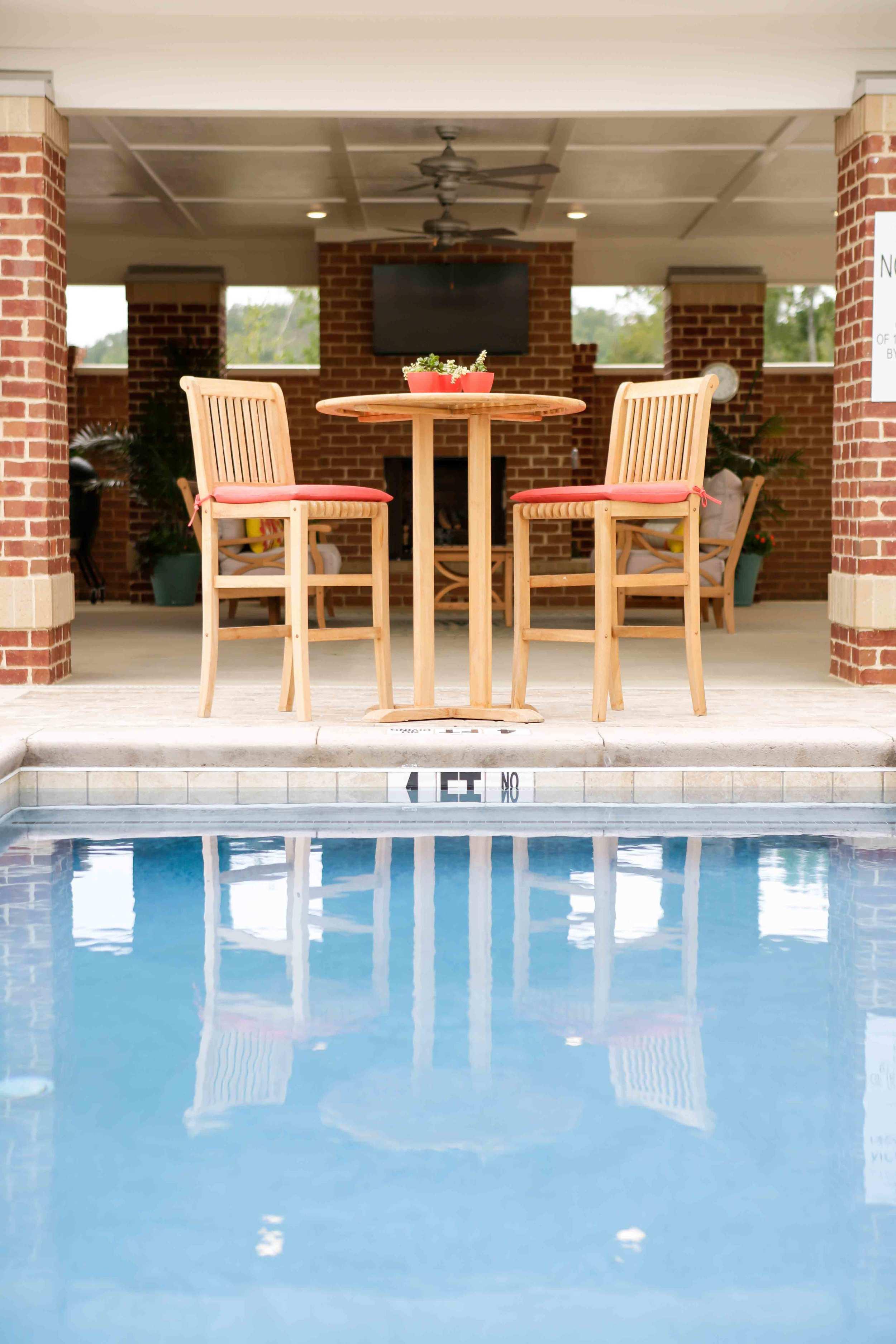 Bass Apartments Pool Macon GA