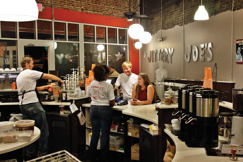 Jittery Joe's at Mercer Village