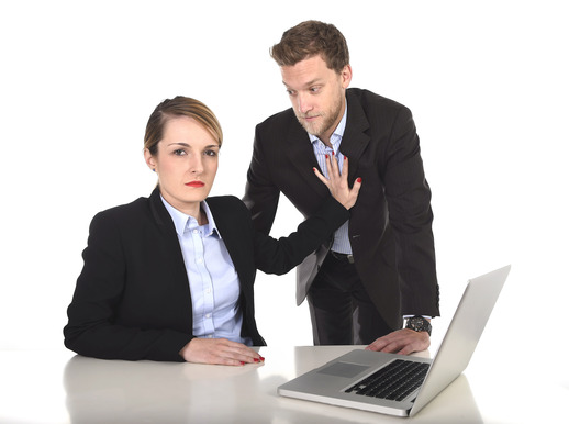female - sexual harassment at the workplace