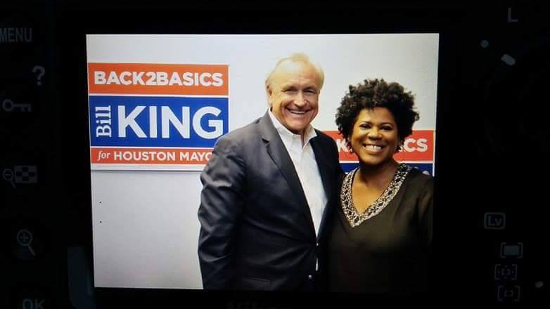 Bill King, 2015 Houston Mayoral Candidate