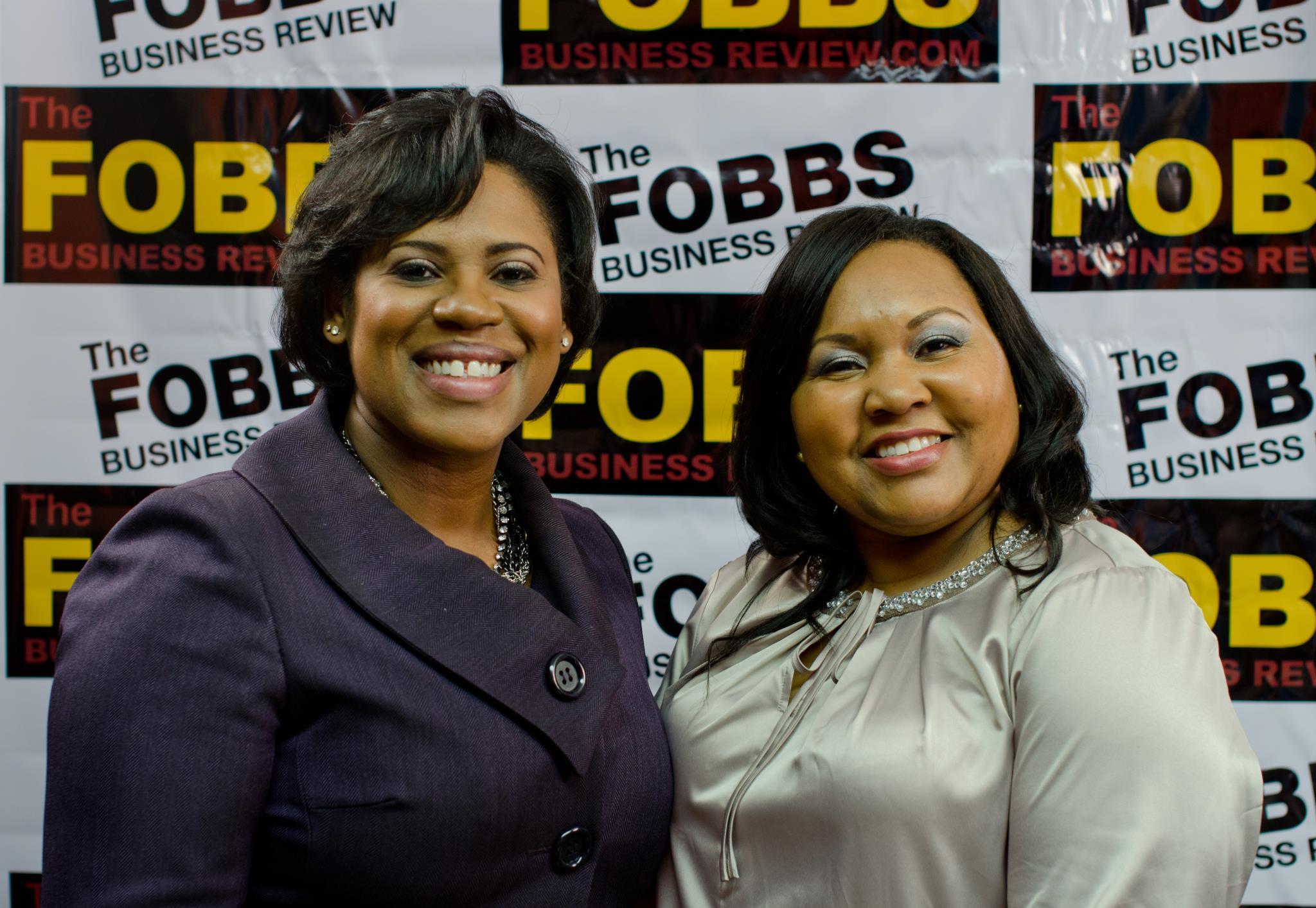 Guest of Dawn Fobbs of KUBE Channel 57's Fobbs Report