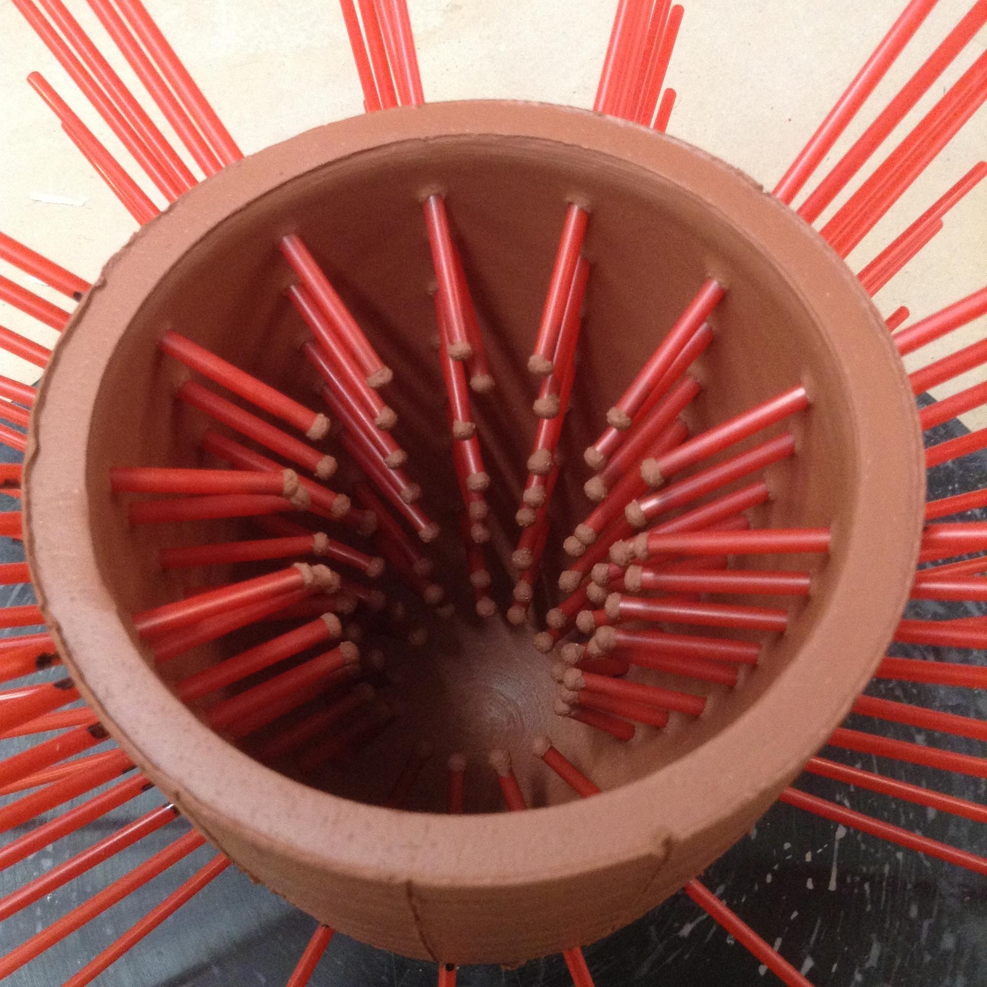 cone straw install process3.JPG