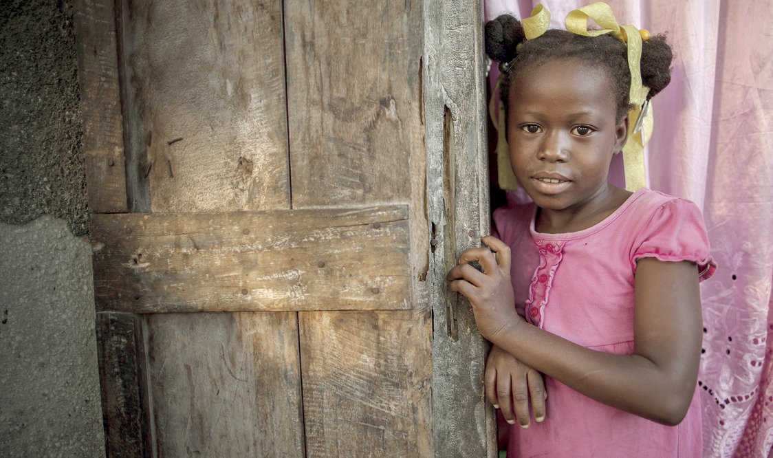 Merline knows she is fortunate to have the opportunity to learn and grow at New Missions.