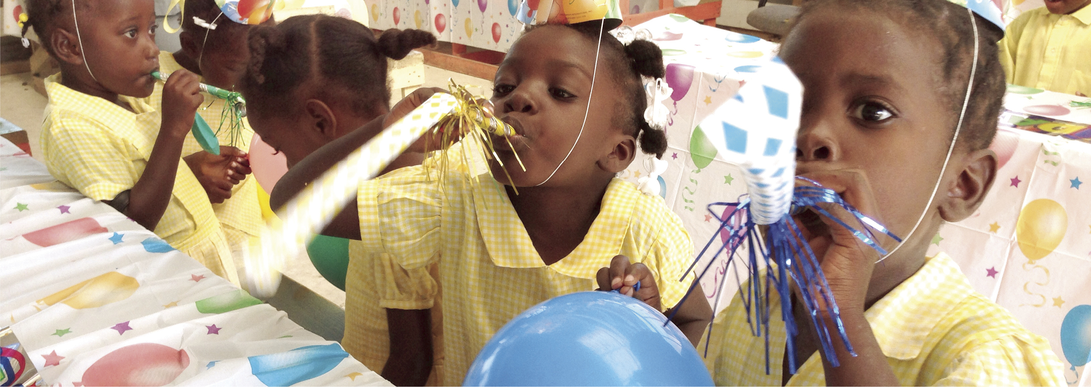 Our goal is to celebrate more fifth birthdays at New Missions, and rejoice in seeing God change the lives of these children.