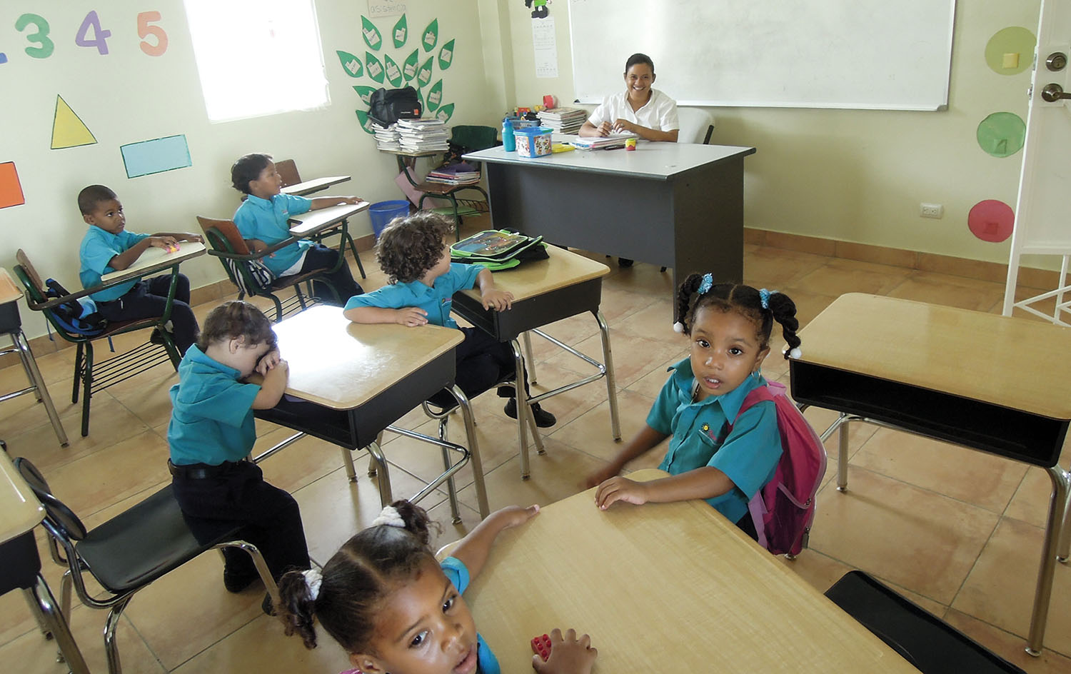 When a child enters our classrooms they feel loved and encouraged. Will you prayerfully consider sponsoring a child from the Dominican Republic? Call our office at 407-240-4058 or visit newmissions.org