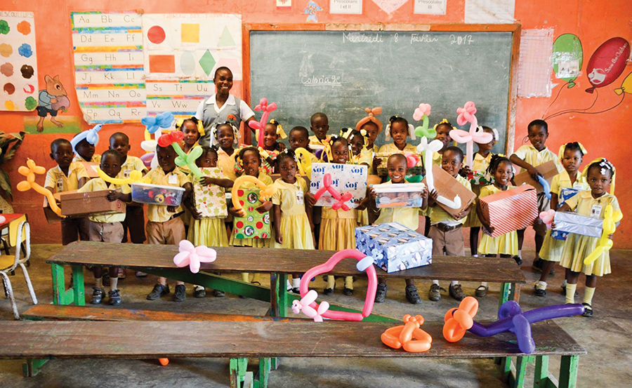 Inside each classroom, lives are being changed with the gift of education—thanks to our child sponsors.Together, we are changing lives, because each child matters to God.