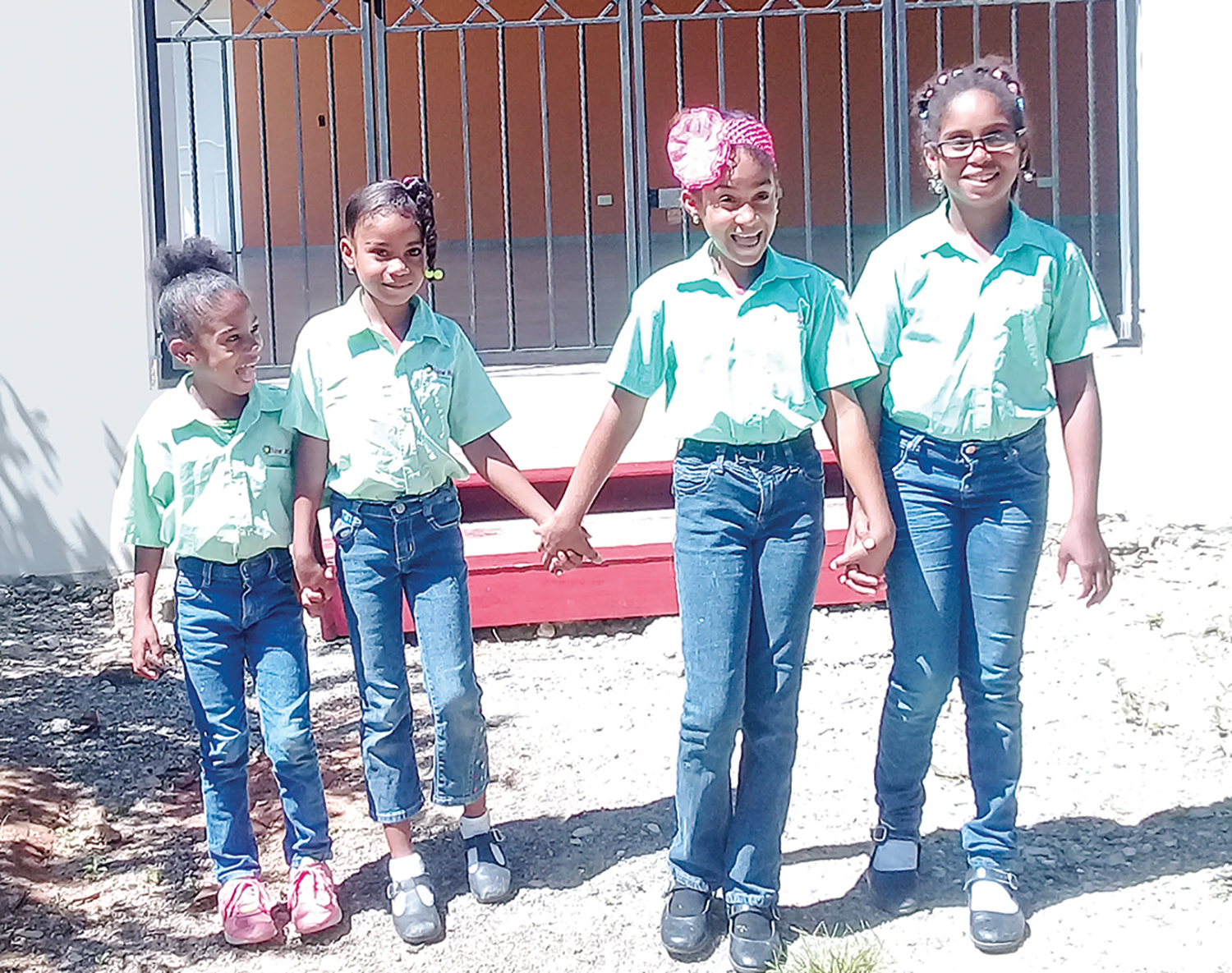 Join us in prayer for the children of Los Castillos, as they grow in knowing Jesus.