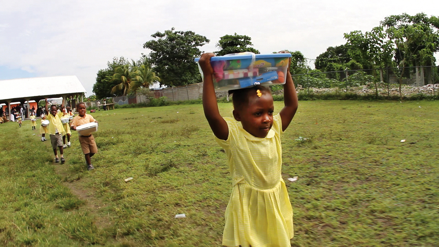 Each shoebox counts, because each child matters to God.