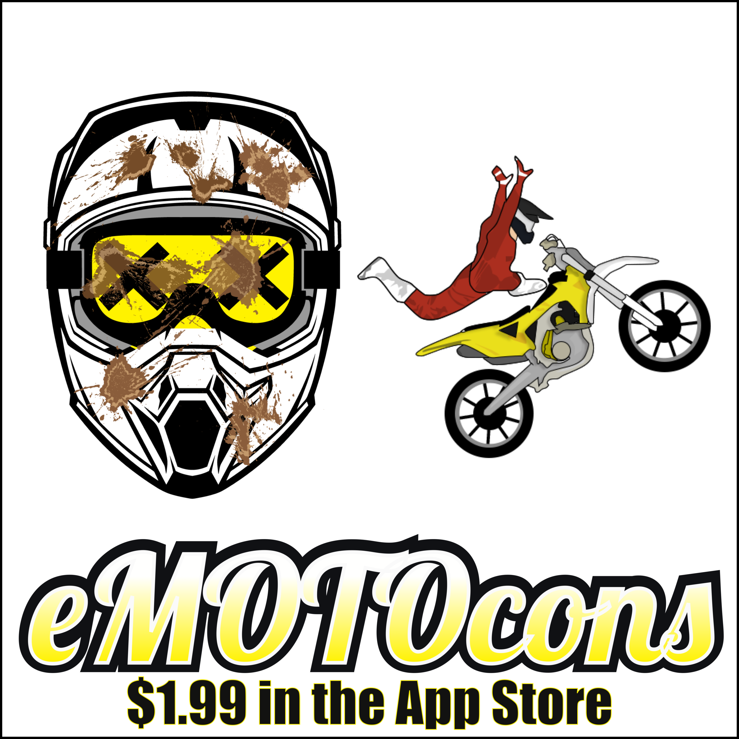 Moto Emojis for your iPhone