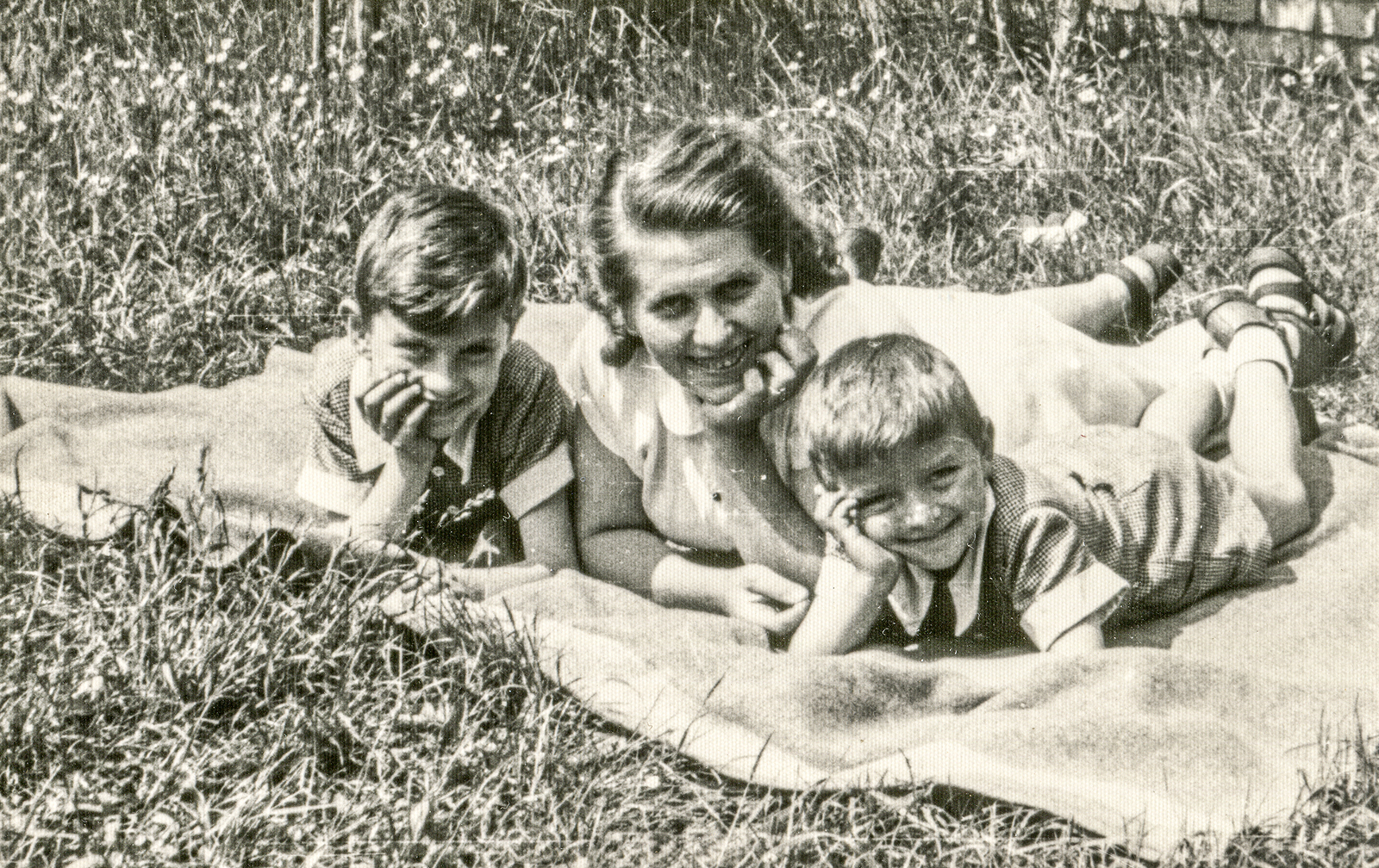 So you've got just one treasured photo—start there! What memories does it spark?