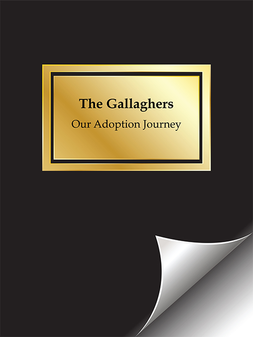 adoption journey heirloom book preserves memories of your family's origin story