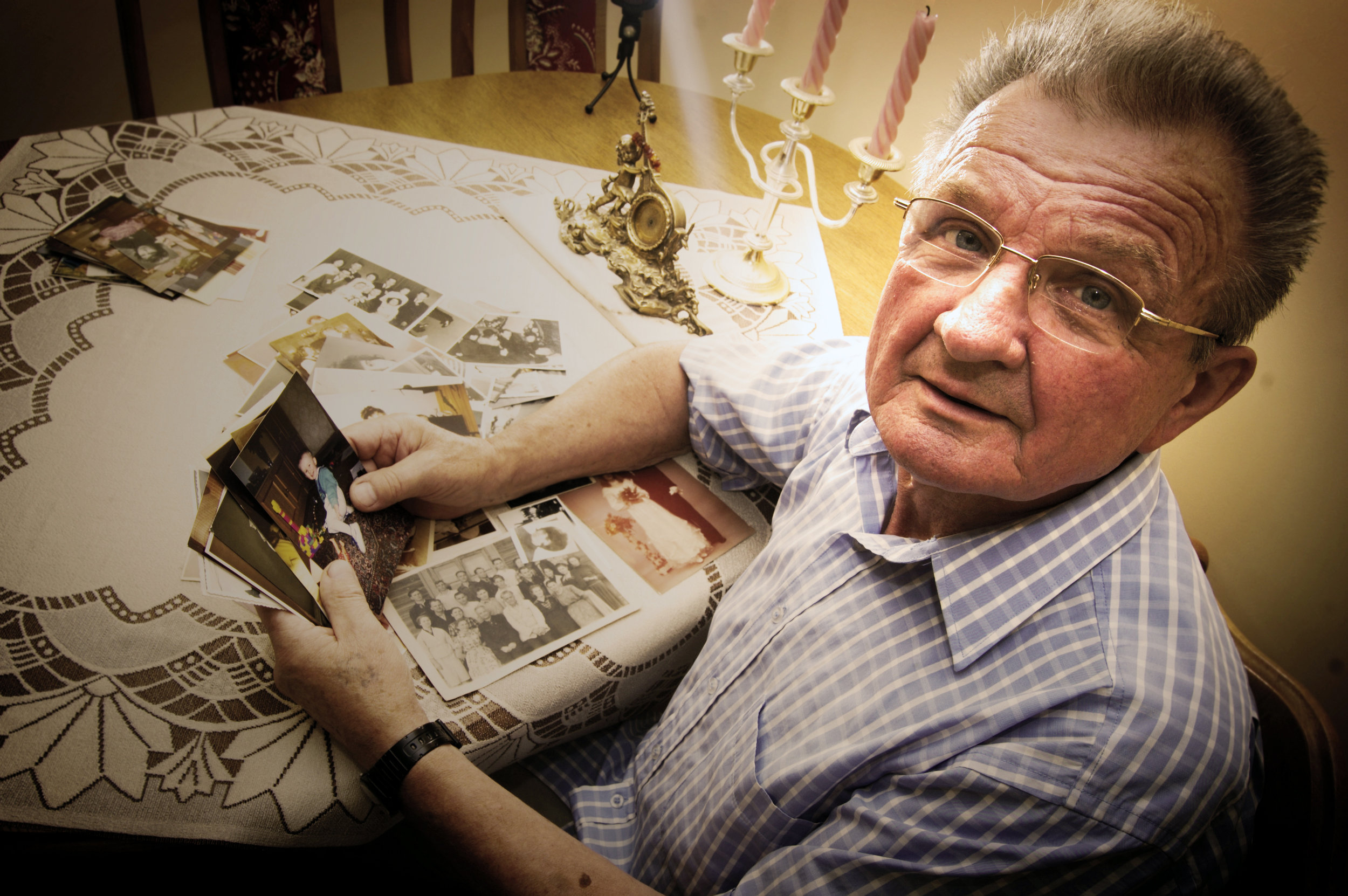 For seniors, life review and reminiscence are a key component of aging and ending life well.