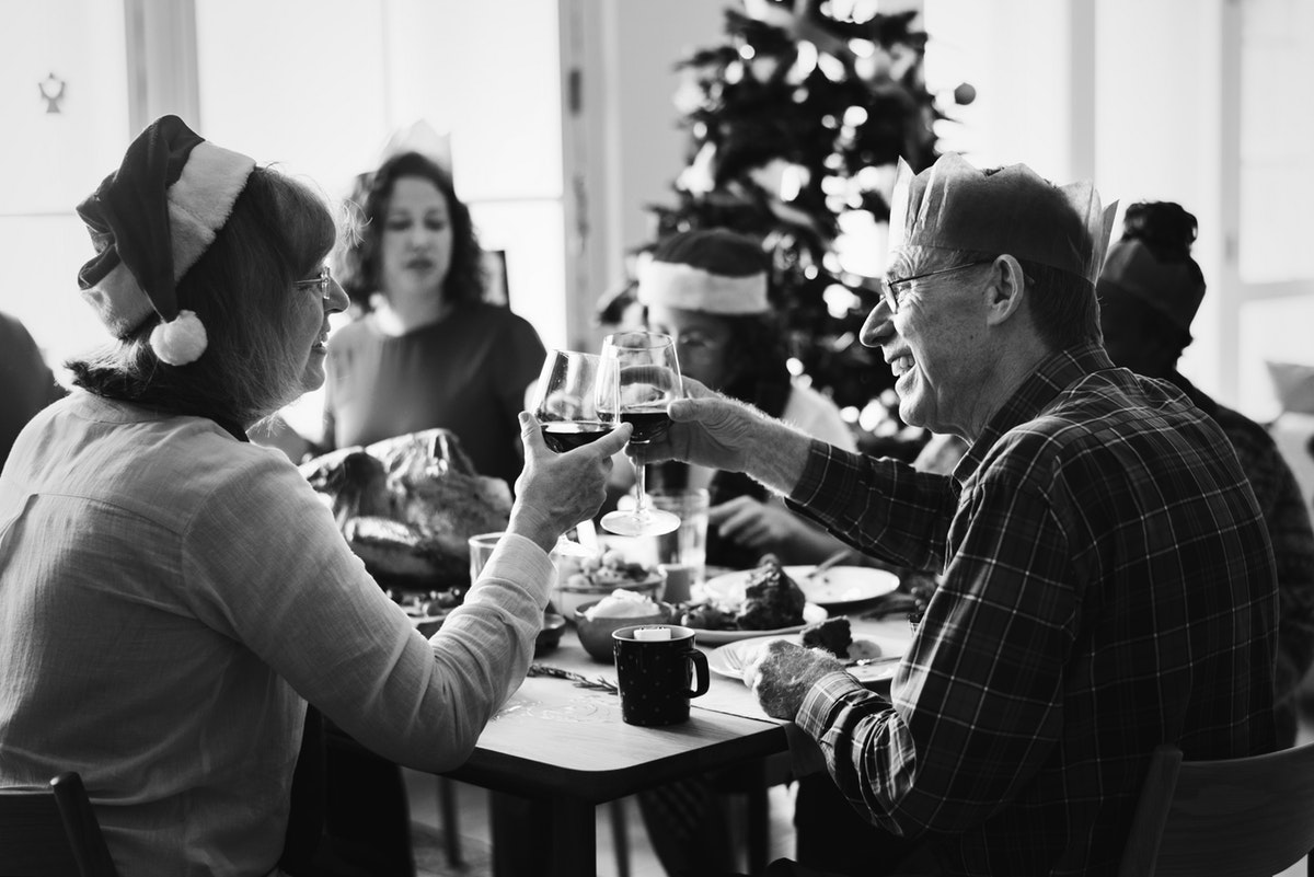 When family gathers at Christmas, use the opportunity to share stories and memories of days gone by—trust me, it's as entertaining as it is valuable!