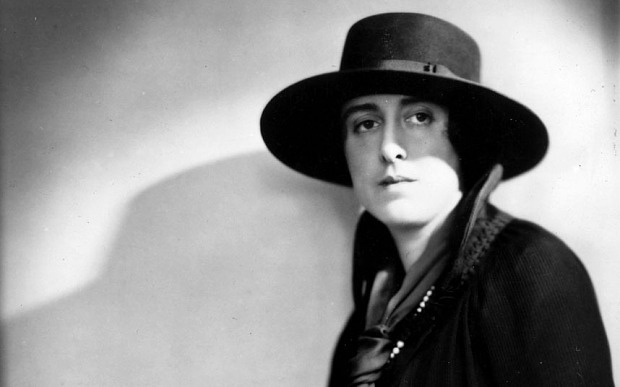 Writer Vita Sackville-West, a prolific diarist and letter writer, circa 1940