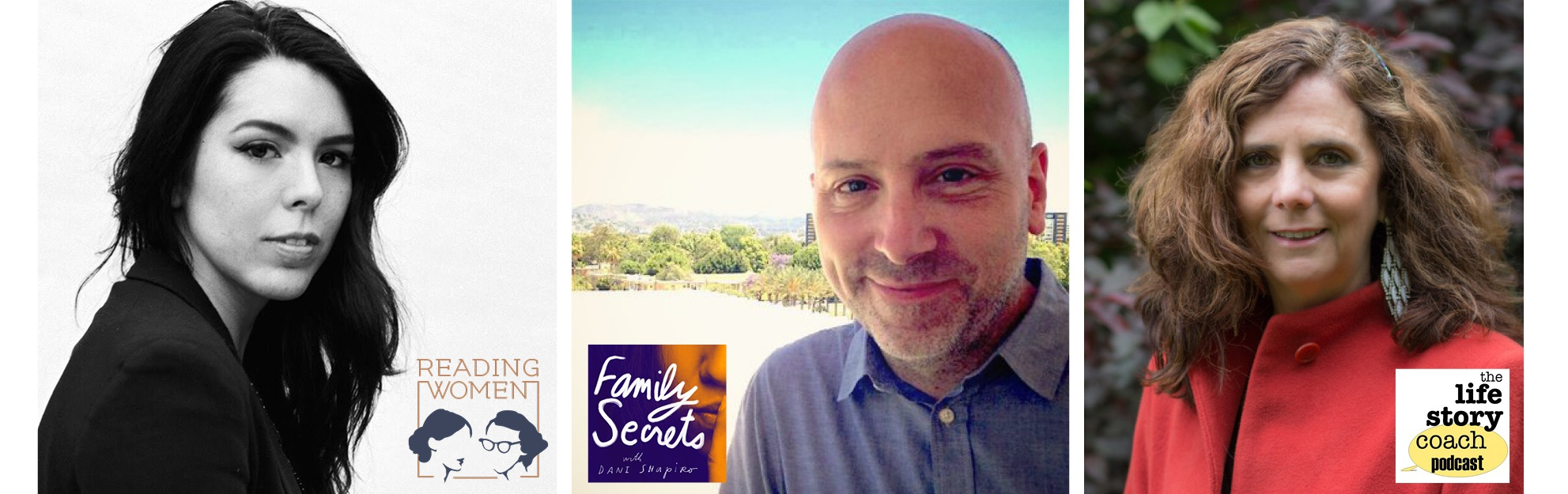 T Kira Madden, Steve Lickteig, Beth Kephart are recent podcast guests