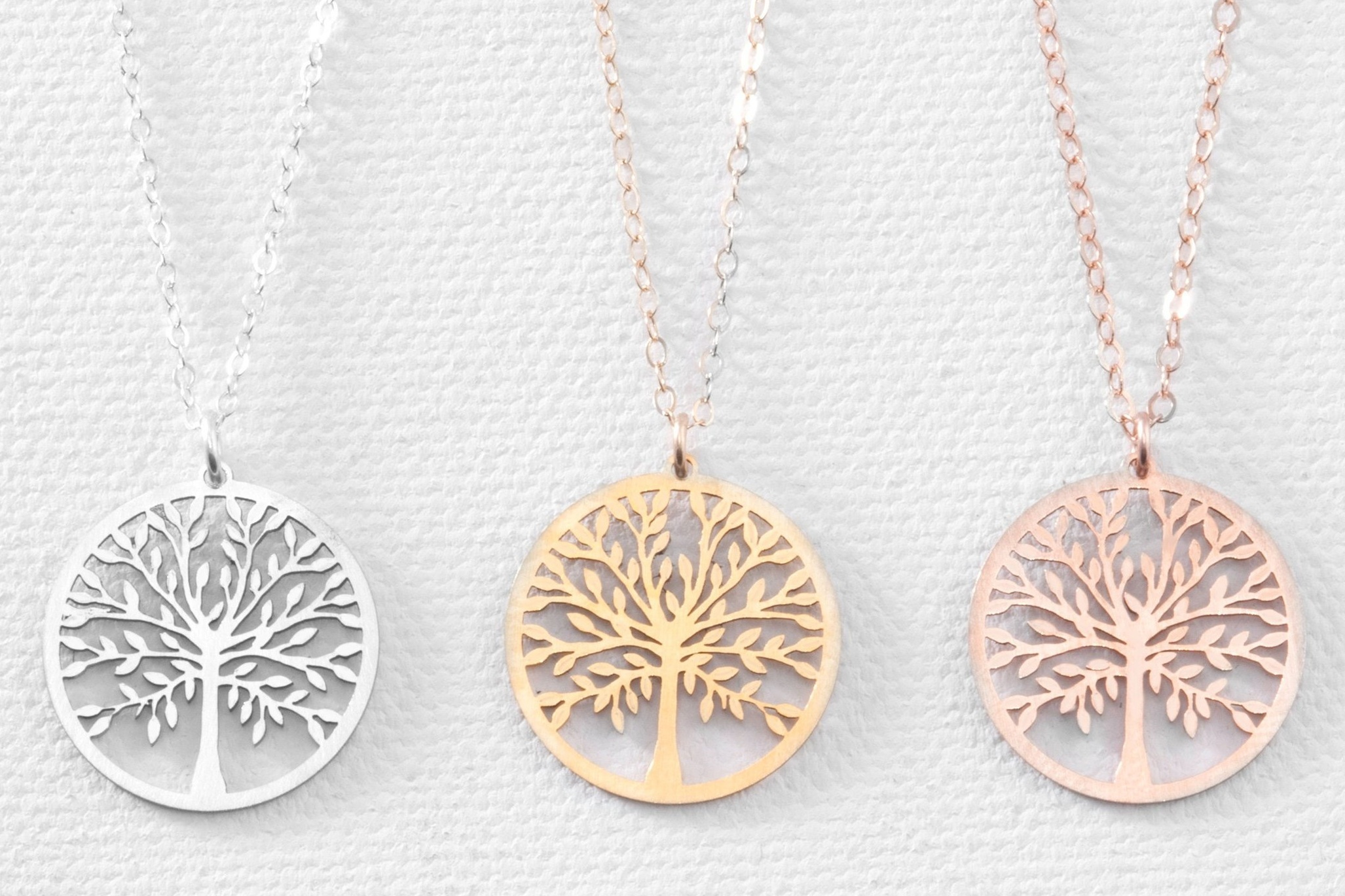 There are quite a few lovely choices on Etsy with Tree of Life designs, like this necklace, that are sure to appeal to the family history fan in your life. Search lapel pins, too!