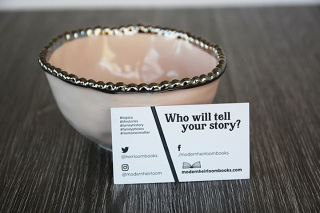 Who will tell your stories? Is there a family historian in your clan? If you don't take the initiative and get the ball rolling, there is a good chance your stories won't in fact be preserved for the next generation. Don't let that happen. Please, don't let that happen.⁠ ⁠ ❤️⁠ If you need, help, that's what I am here for. As a personal historian, I'll help guide you on this journey of remembering, of leaving a #legacy. And if you're not ready for that yet, there are plenty of resources on my site for DIY storytelling, #memoir writing, and #familyhistory preservation. Click the FREE RESOURCES link at the bottom of me website.⁠ *⁠ *⁠ *⁠ *⁠ #memoriesmatter #familyhistorybooks #lifestorywriting #lifestories #memoir #biography #personalbiographer #personalhistory  #modernheirloombooks #solopreneur #entrepreneur #smallbusinessowner #bossbabe #savefamilymemories #lifewellcaptured #thefamilynarrative