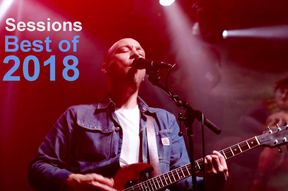 OPB MUSIC - Best Of 2018: SessionsDeale's booming voice carries the songs while Spicer provides the perfect, steady backbeat, and, despite the looming rain, they exude genuine happiness during every song.