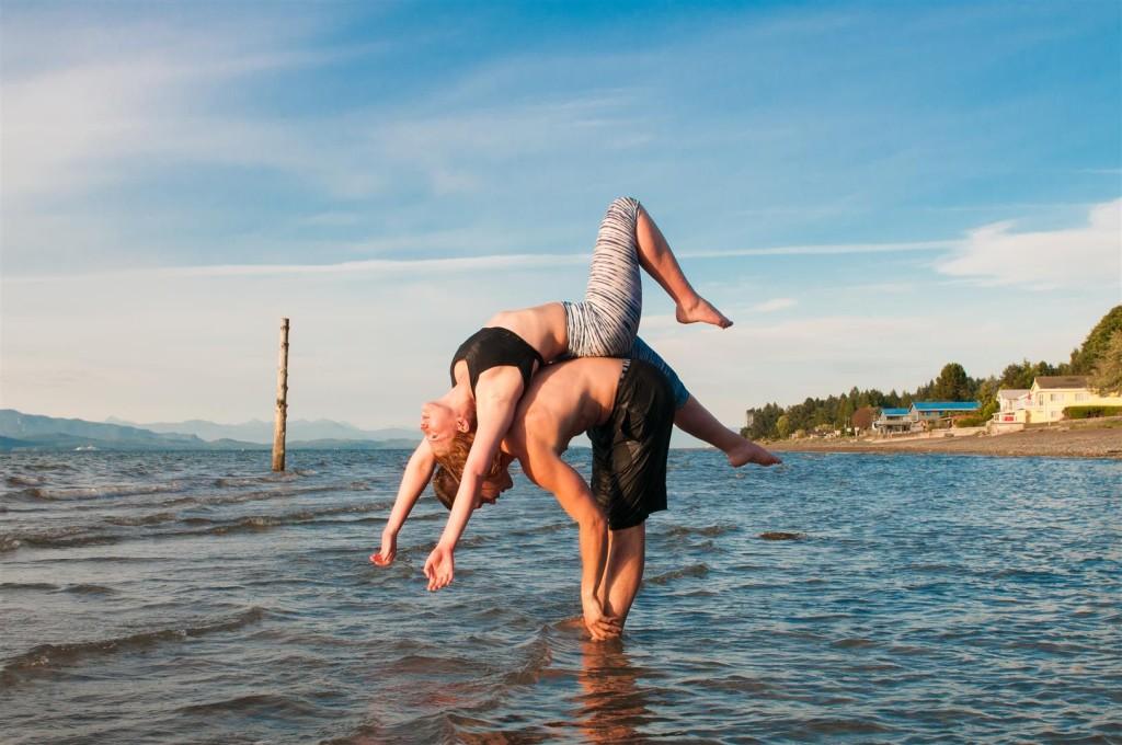 acro yoga poses