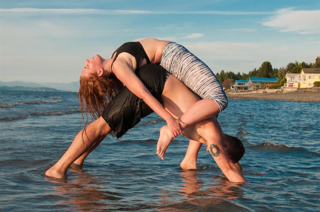 vancouver island fitness photography