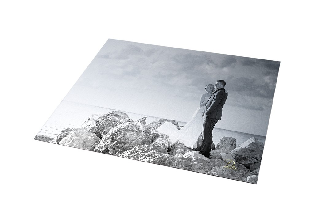 Metal - A contemporary favorite, metal prints allow for more impact and drama, particularly in larger sizes. Dye is infused directly into a coated aluminum substrate. The end result is a vibrant impressive print with great detail and resolution.
