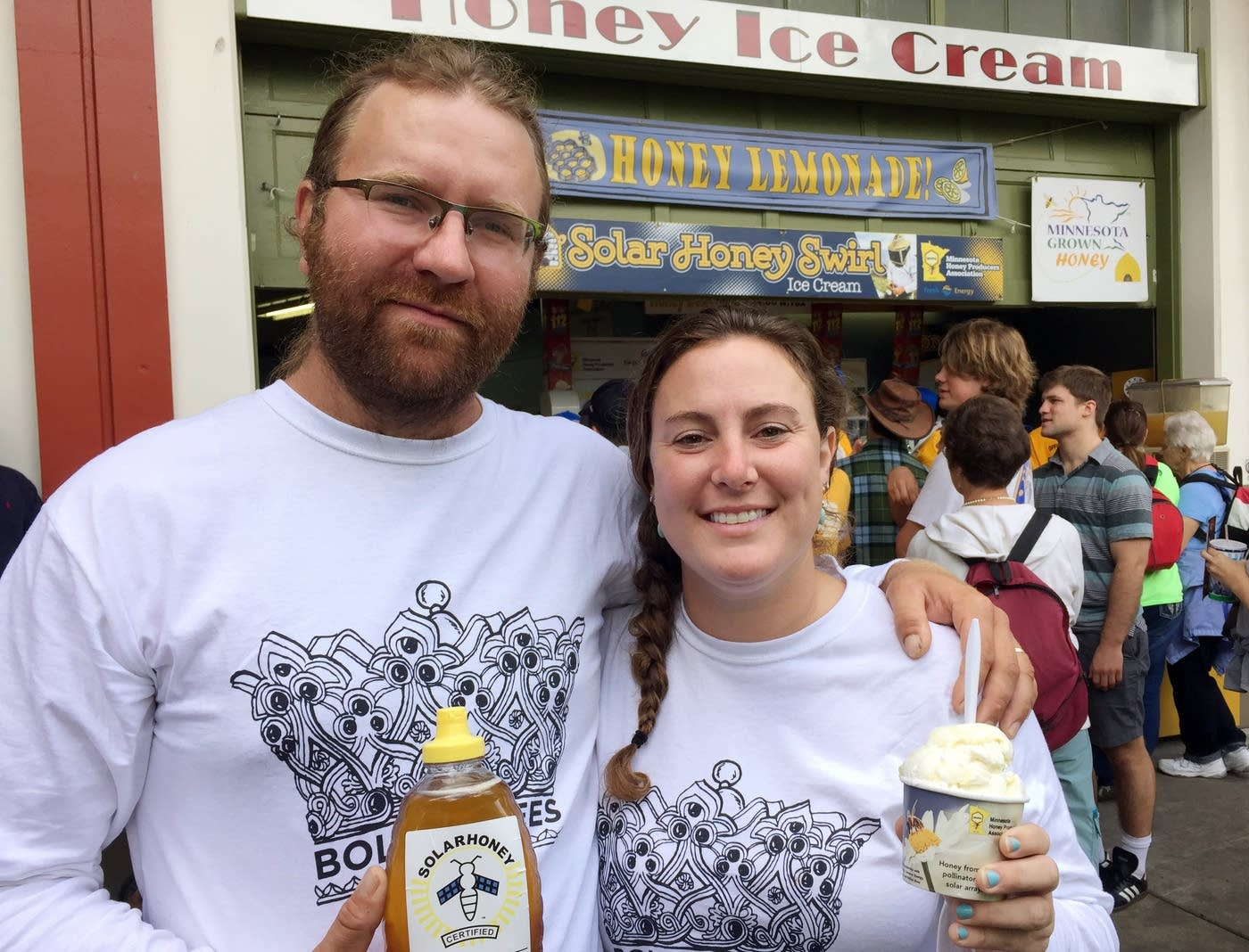 Notes from the field: Hanging with foodies at the fair