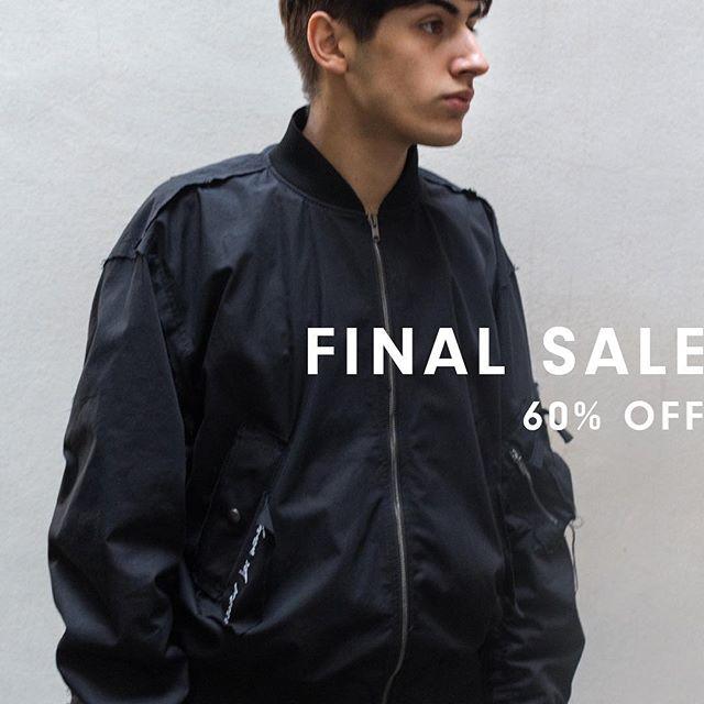 Final Sale.  Link in Bio.
