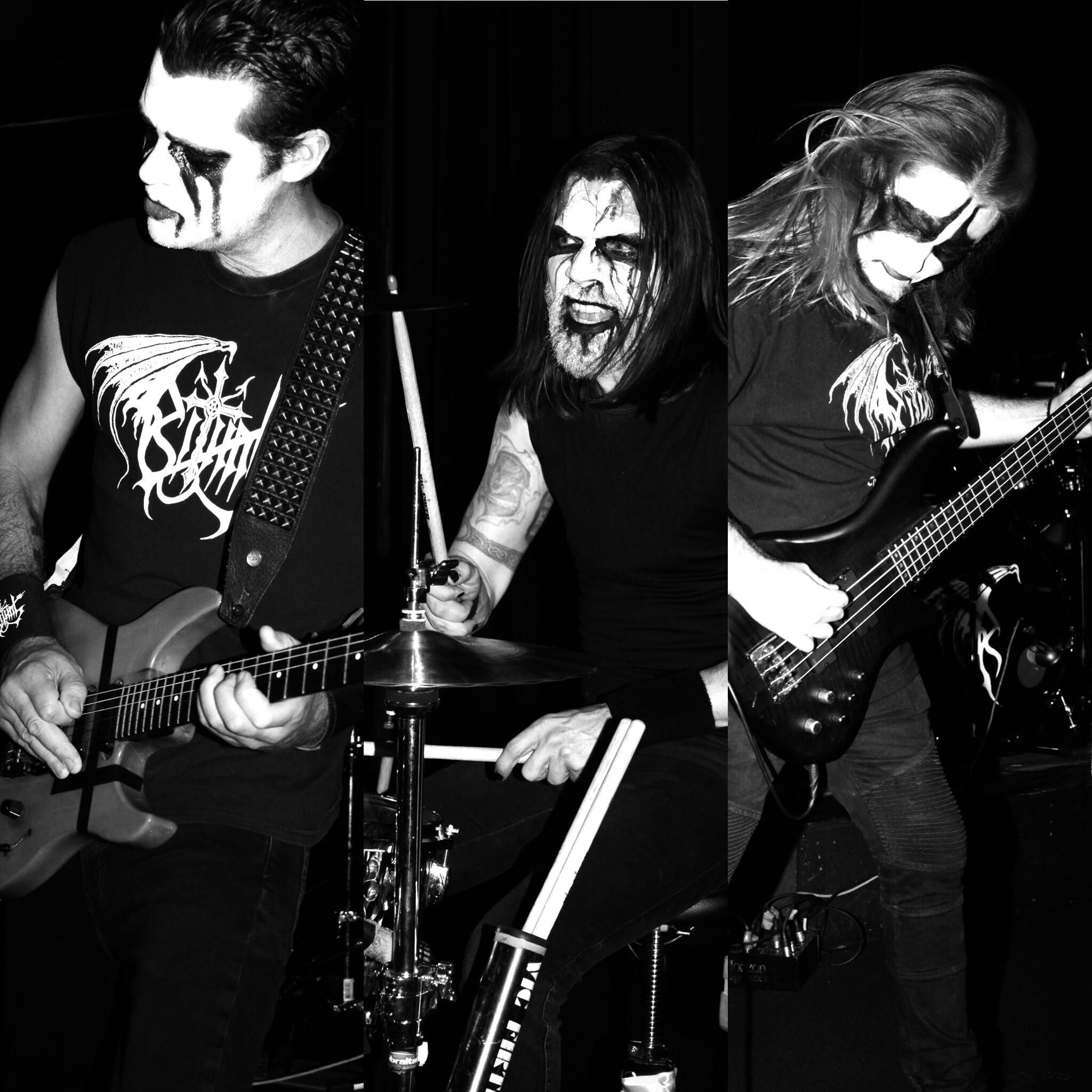 Black Metal invades Lakewood! Ritual headlines The Regal Inn Saturday, June 2 w/SWARTWOUD, EXHAUST, and more! LM's Bon Voyage gig before heading to Europe w/Distorted Pony. Come out & raise hell with us! 6763 Carson St. Lakewood, CA 90713 21+ / 8 pm / $7 photos by Dan Rawe