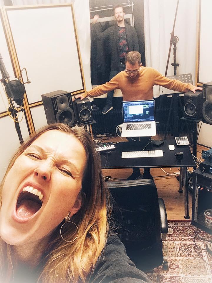 Vocals finished for new Nemesea album!