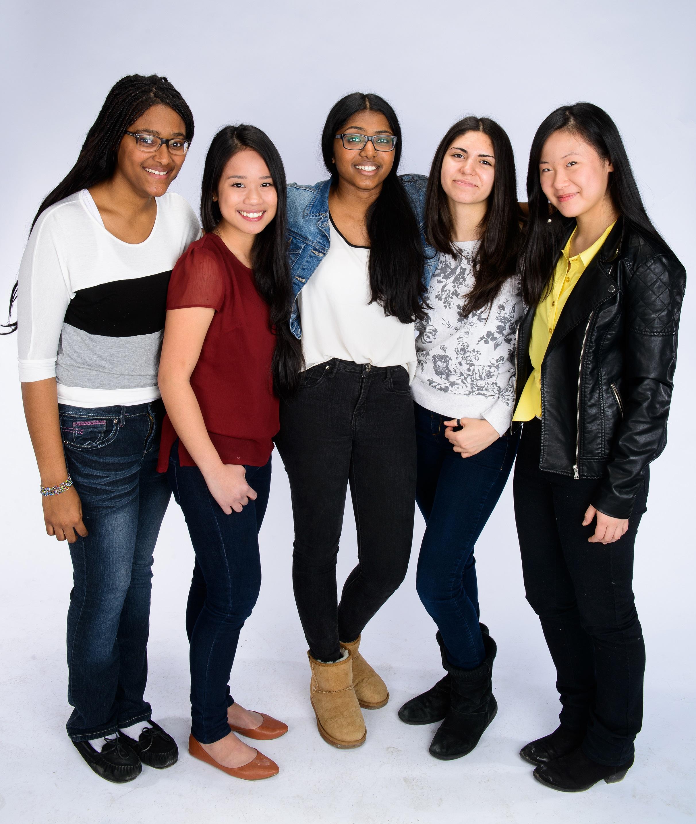 JA Students   Photo Credit: JA Canada