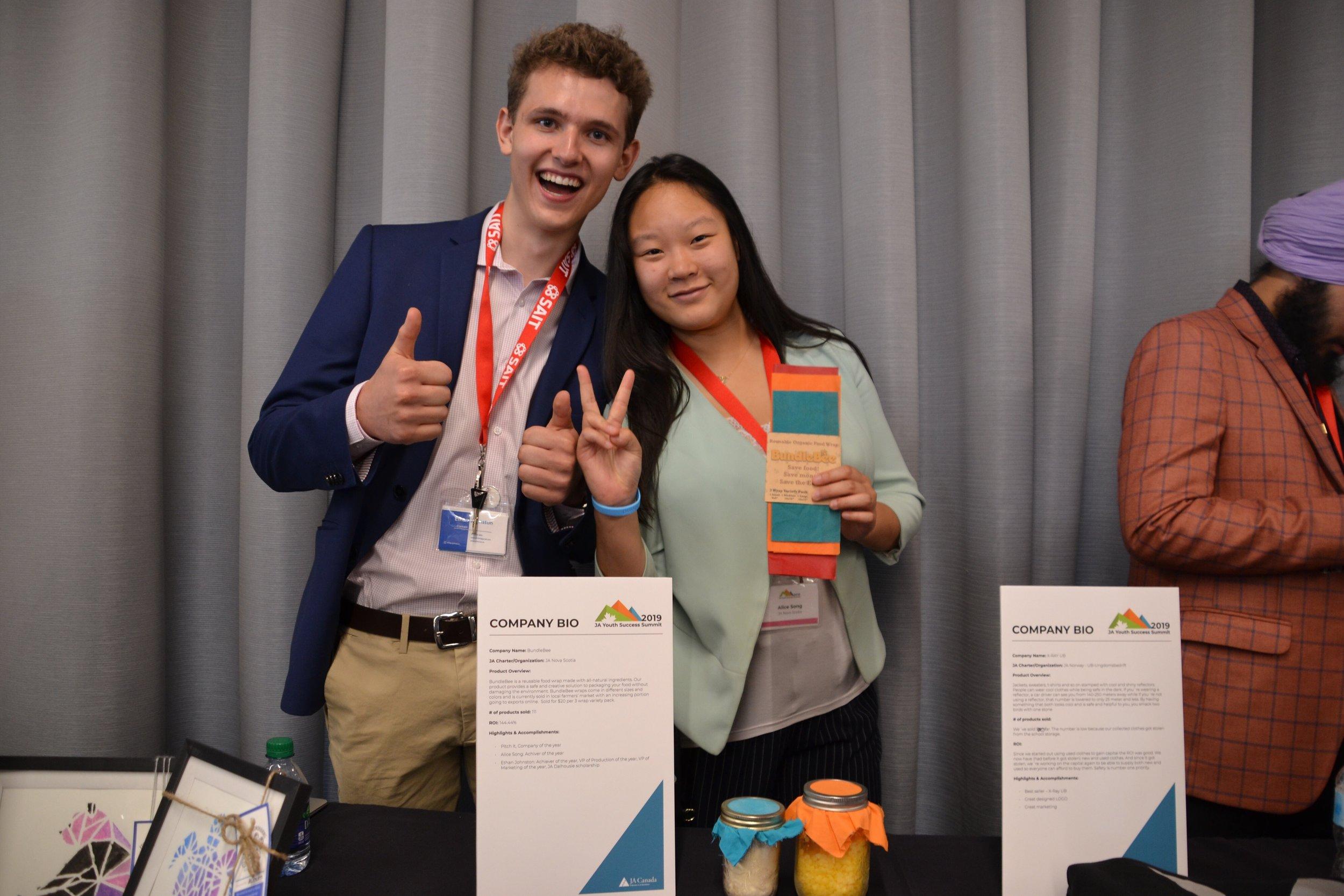 JA Canada Youth Summit, 2019