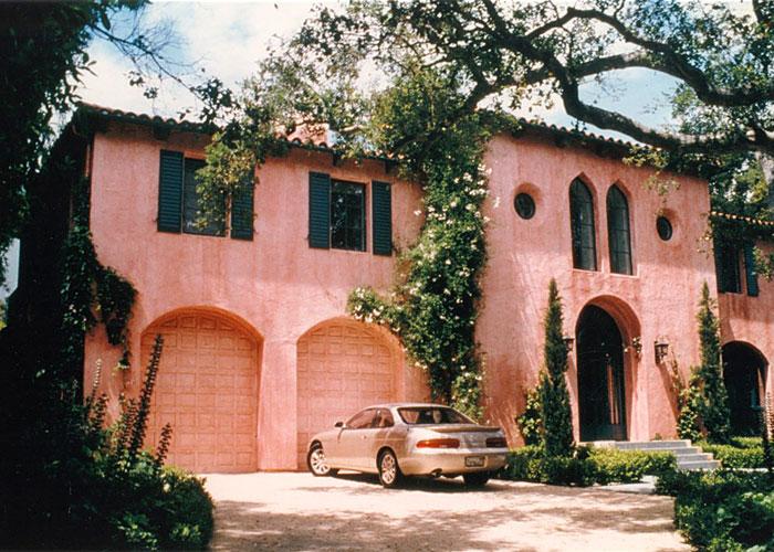 Venetian Gothic Villa