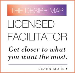 Liz Strom, The Desire Map, Licensed Facilitator