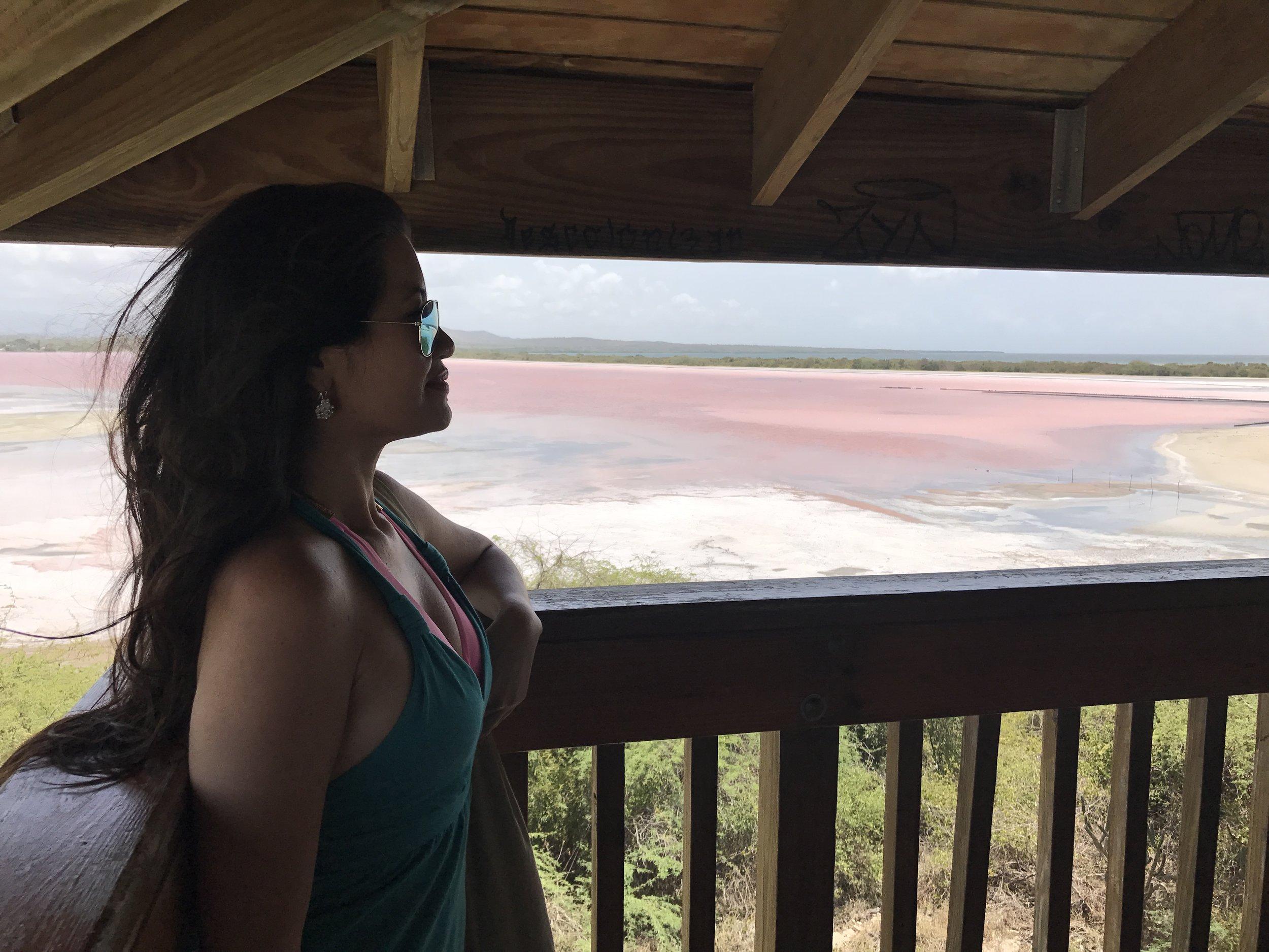 "Cabo Rojo, Puerto Rico: ""Las Salinas""- Pastel hypersaline lagoon | August 2017"