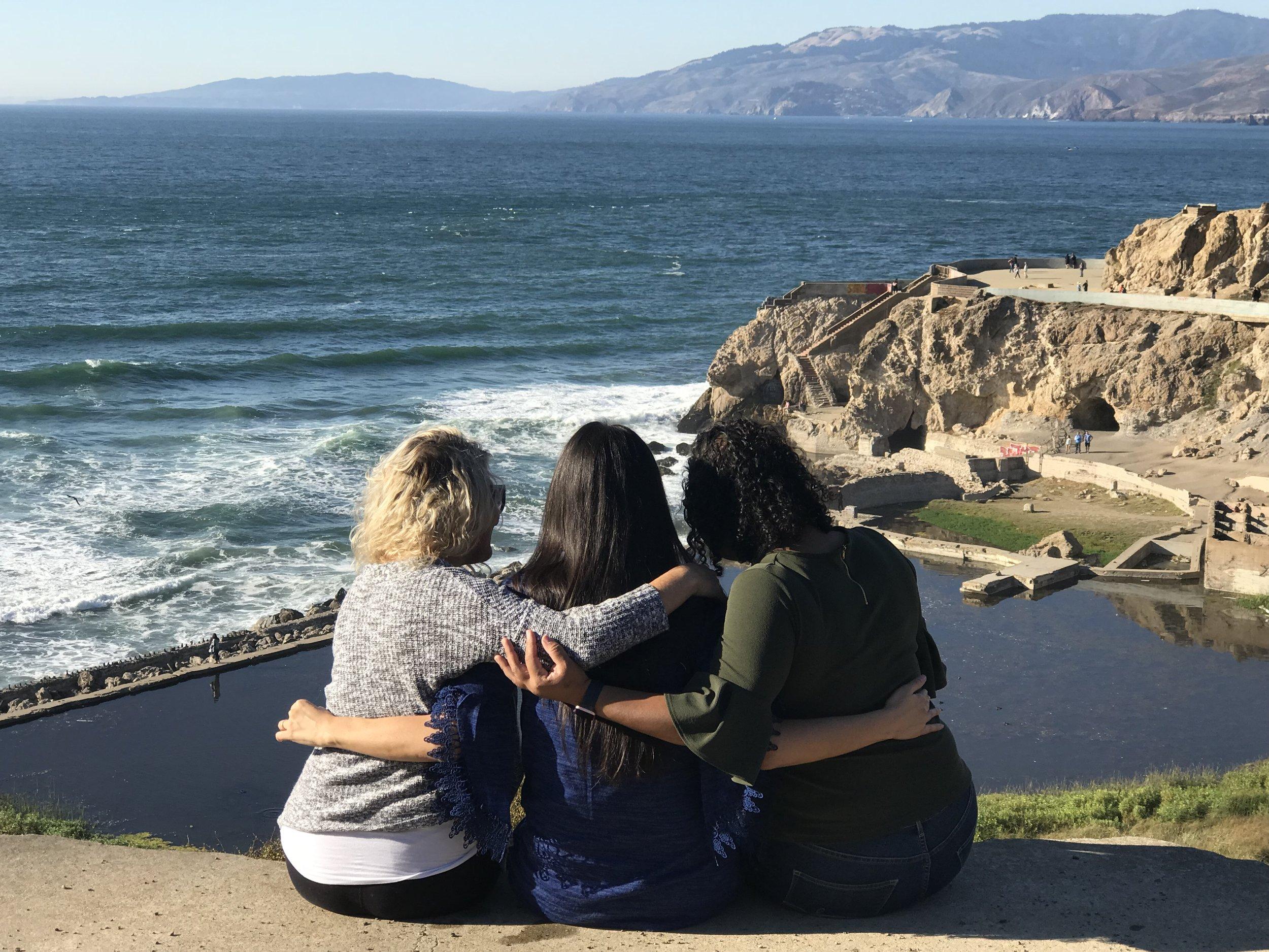 Ocean Beach / Cliff House;San Francisco, CA