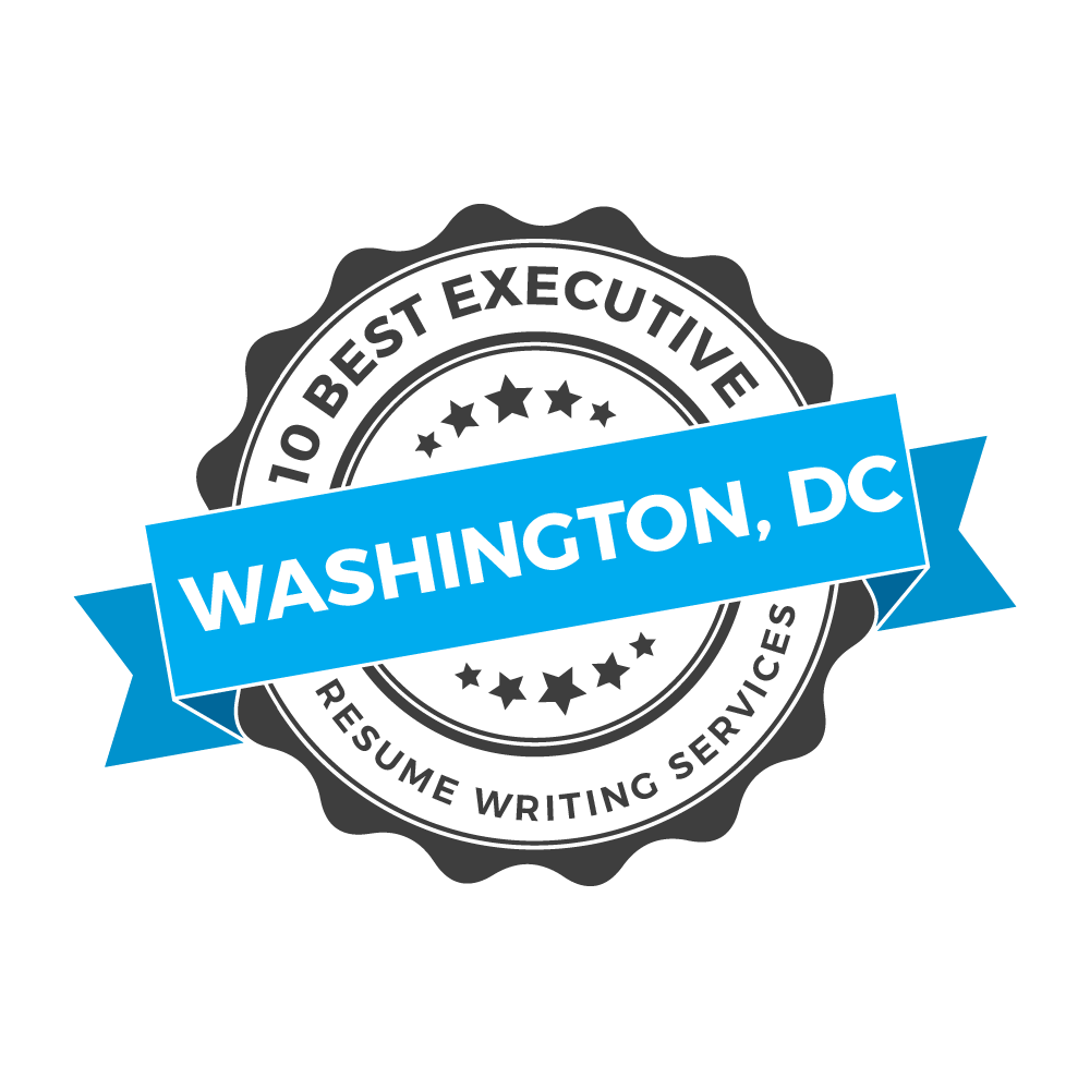 Top 10 Best Executive Resume Writers in Washington DC - Award